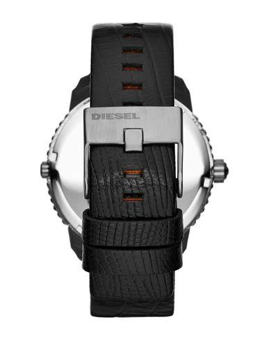 DIESEL Damen Armbanduhr Schwarz Edelstahl