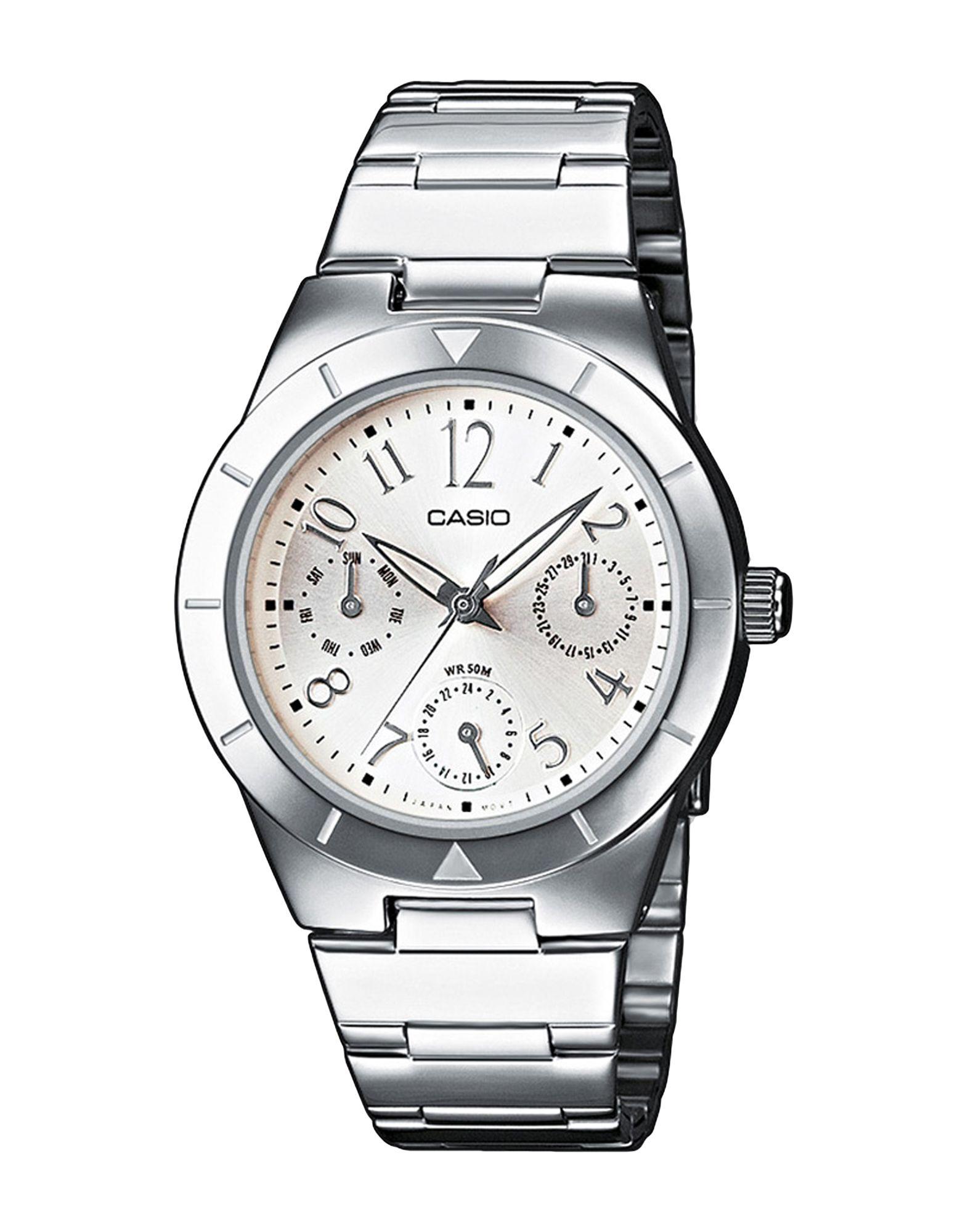 CASIO Наручные часы часы женщины роскошные часы золото стальные женские платья наручные часы relogio feminino