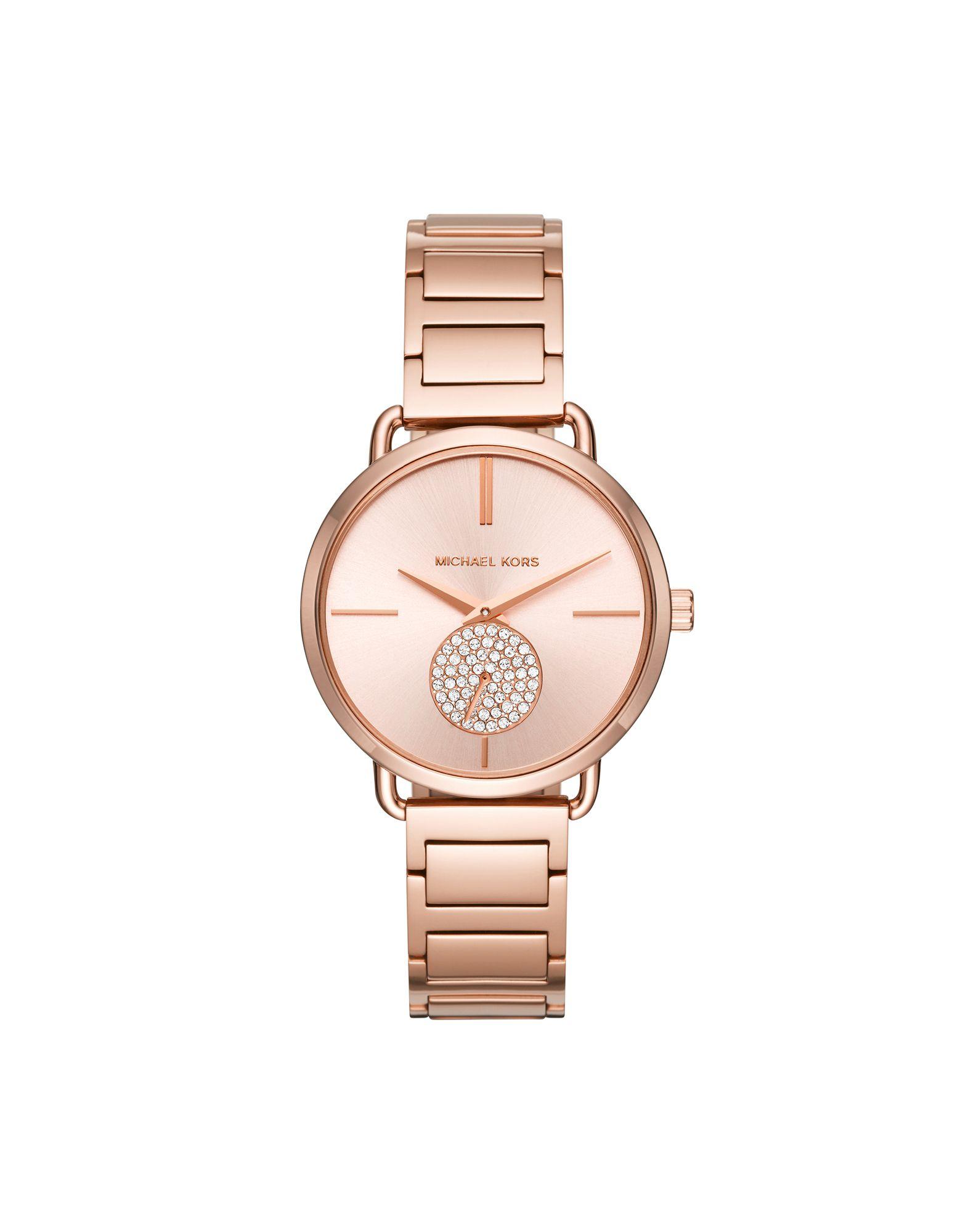 レディース マイケル コース 腕時計 ピンク