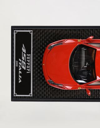 Scuderia Ferrari Online Store - Ferrari 458 Italia model in 1:43 scale - Car Models 01:43