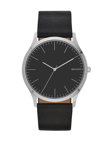 Фото - Наручные часы от SKAGEN DENMARK черного цвета