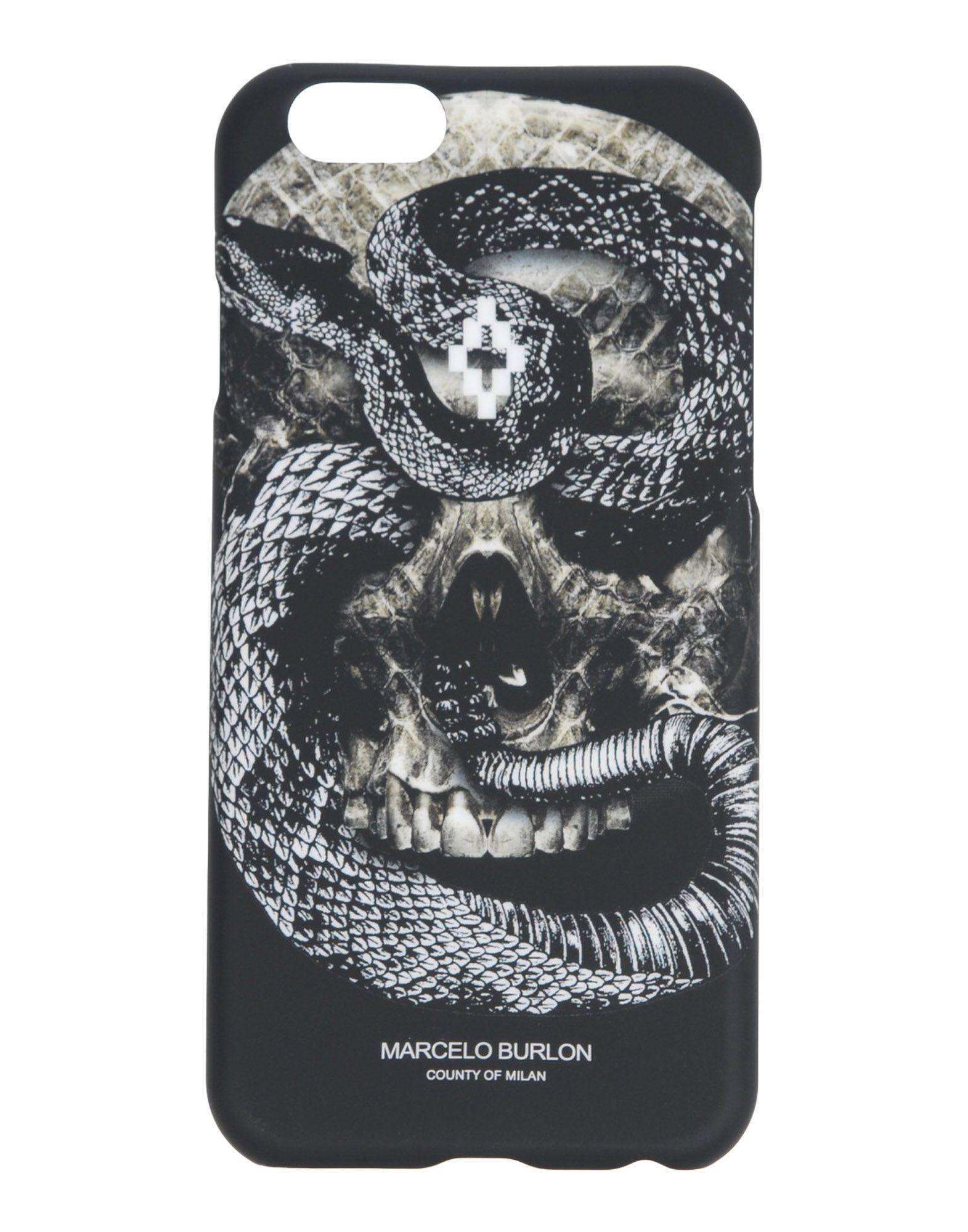 Фото - MARCELO BURLON Чехол printio чехол для iphone 6 объёмная печать цитрусовый фрэш