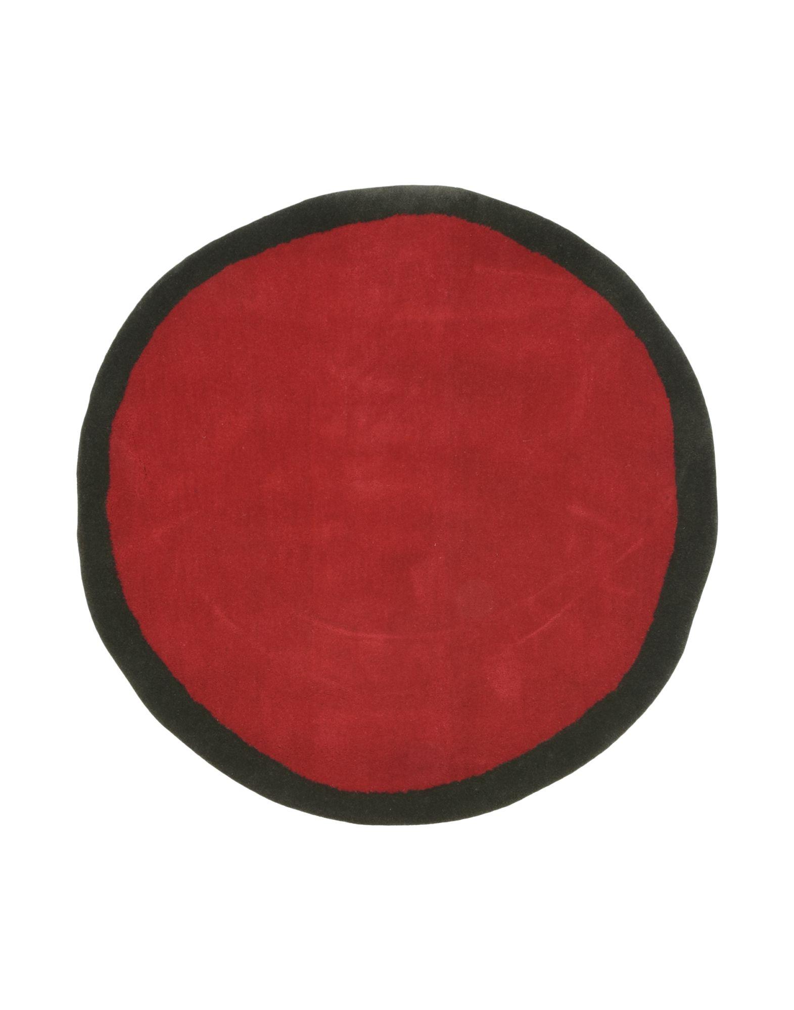 NANIMARQUINA Unisex Teppich Farbe Rot Größe 1