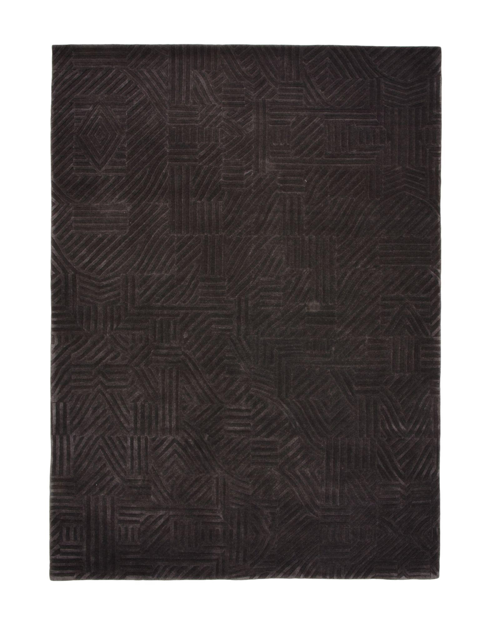 NANIMARQUINA Unisex Teppich Farbe Granitgrau Größe 1