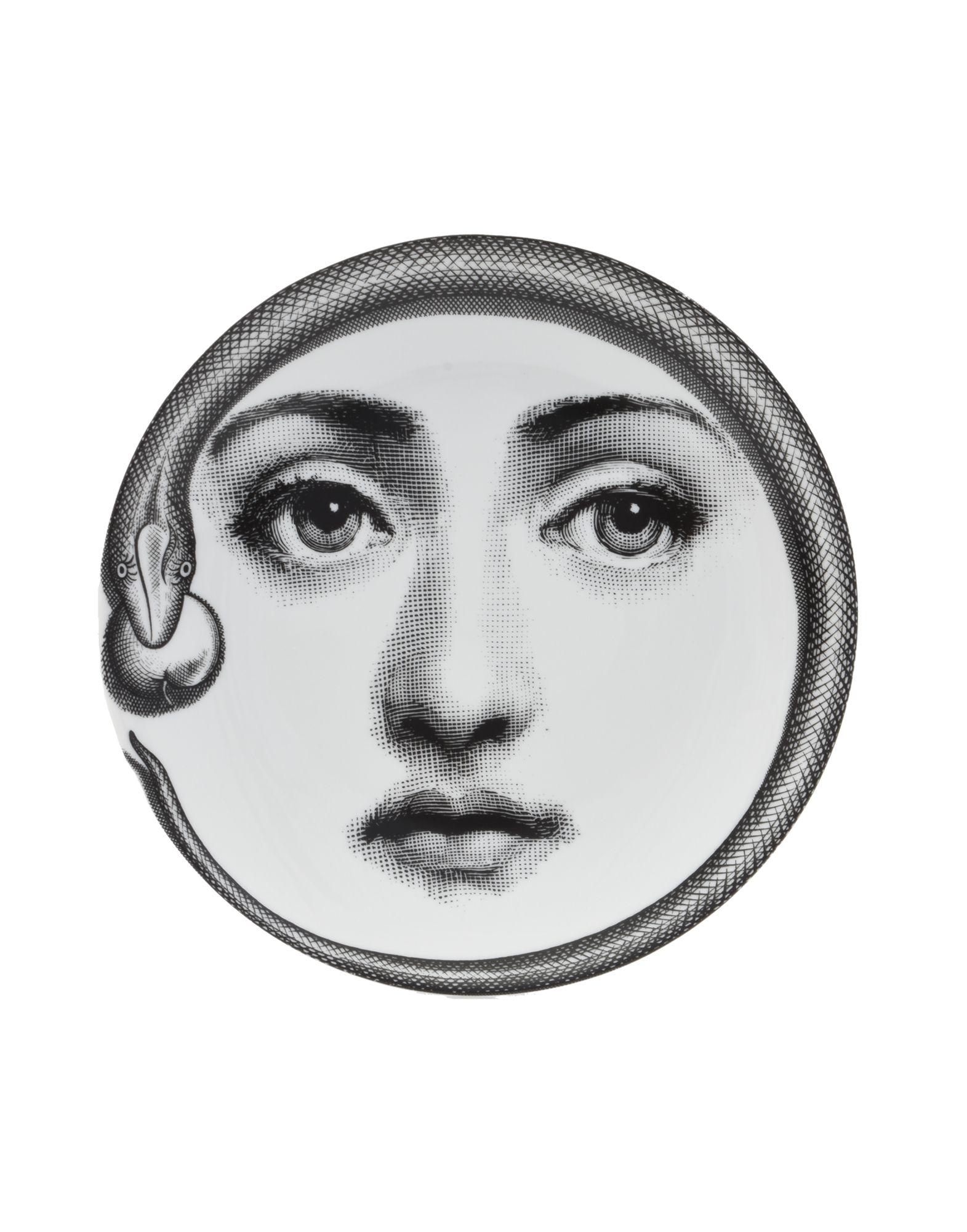 FORNASETTI Декоративная тарелка fornasetti платок