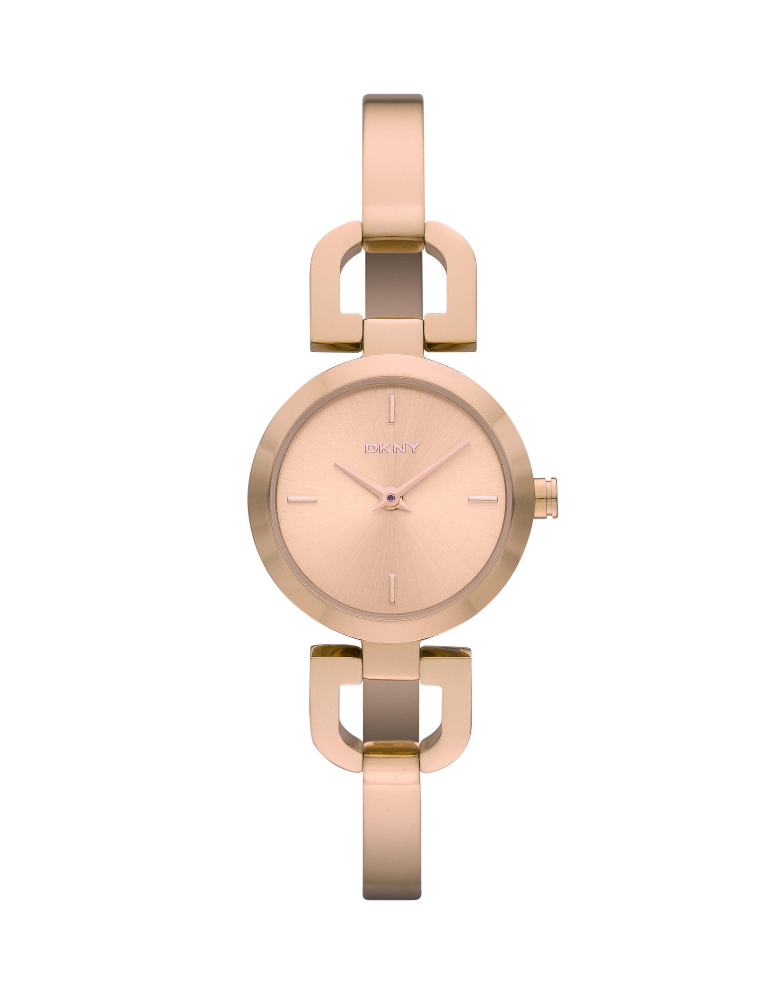 レディース DKNY READE 腕時計 カッパー