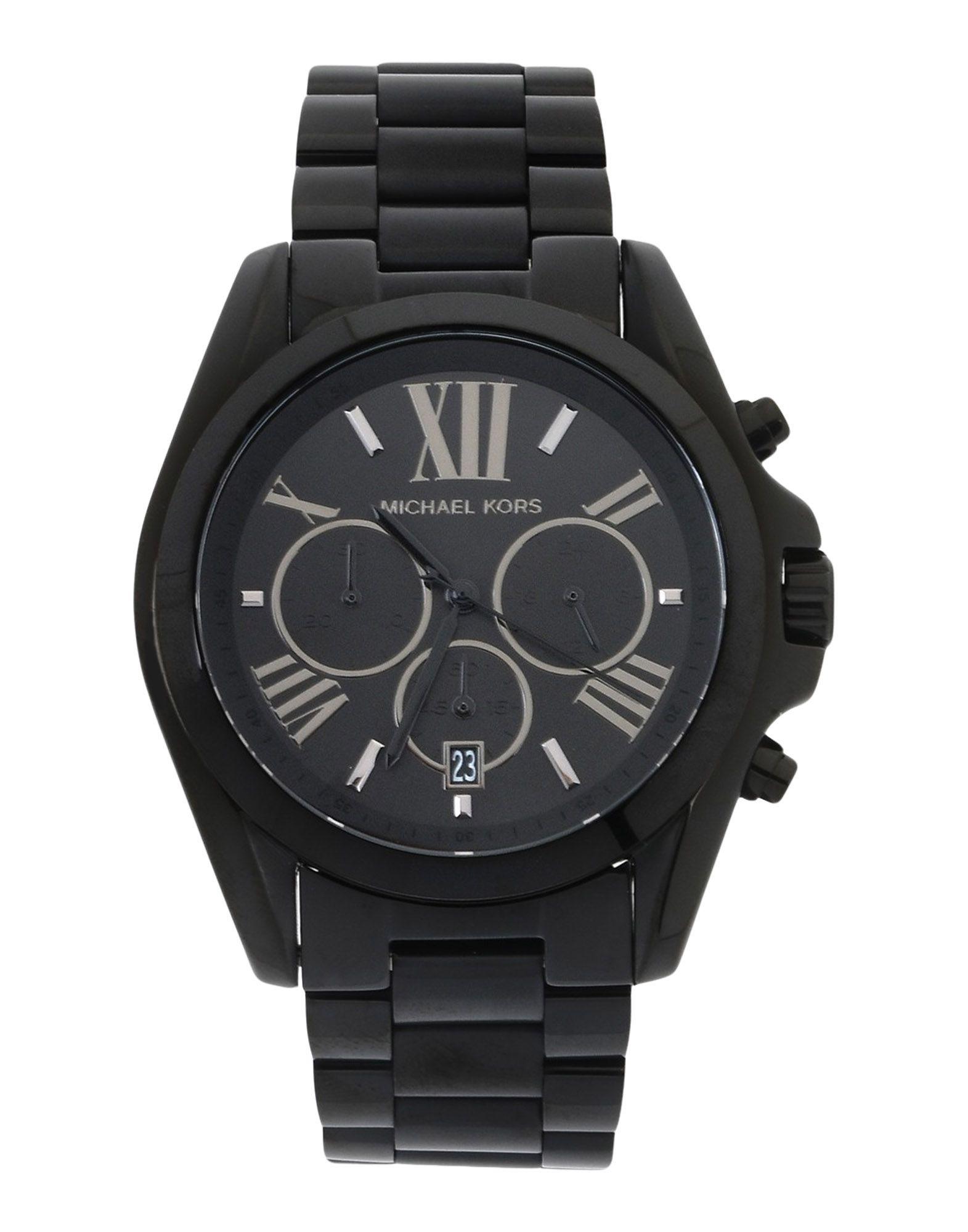 レディース マイケル コース 腕時計 ブラック