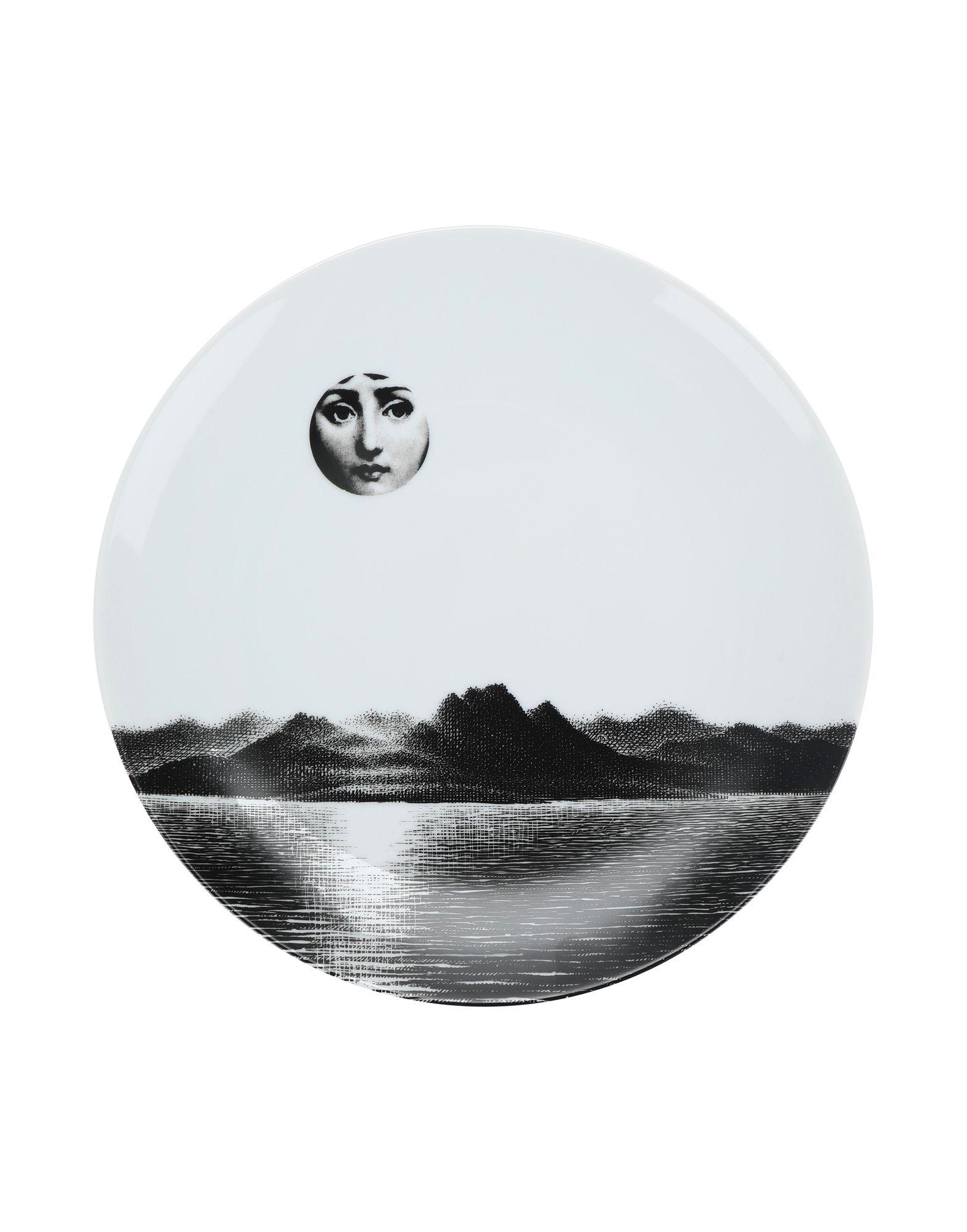 FORNASETTI Декоративная тарелка seletti wears toiletpaper декоративная тарелка