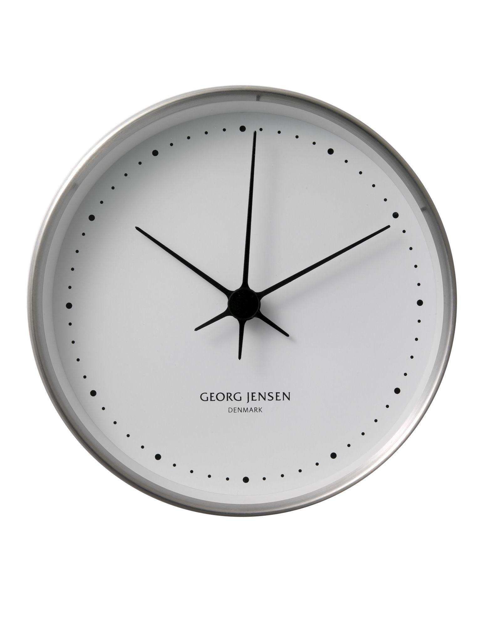 GEORG JENSEN Настенные часы icona georg pobedon