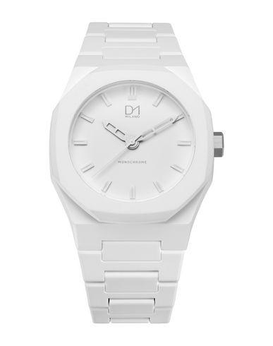 Фото - Наручные часы от D1 MILANO белого цвета