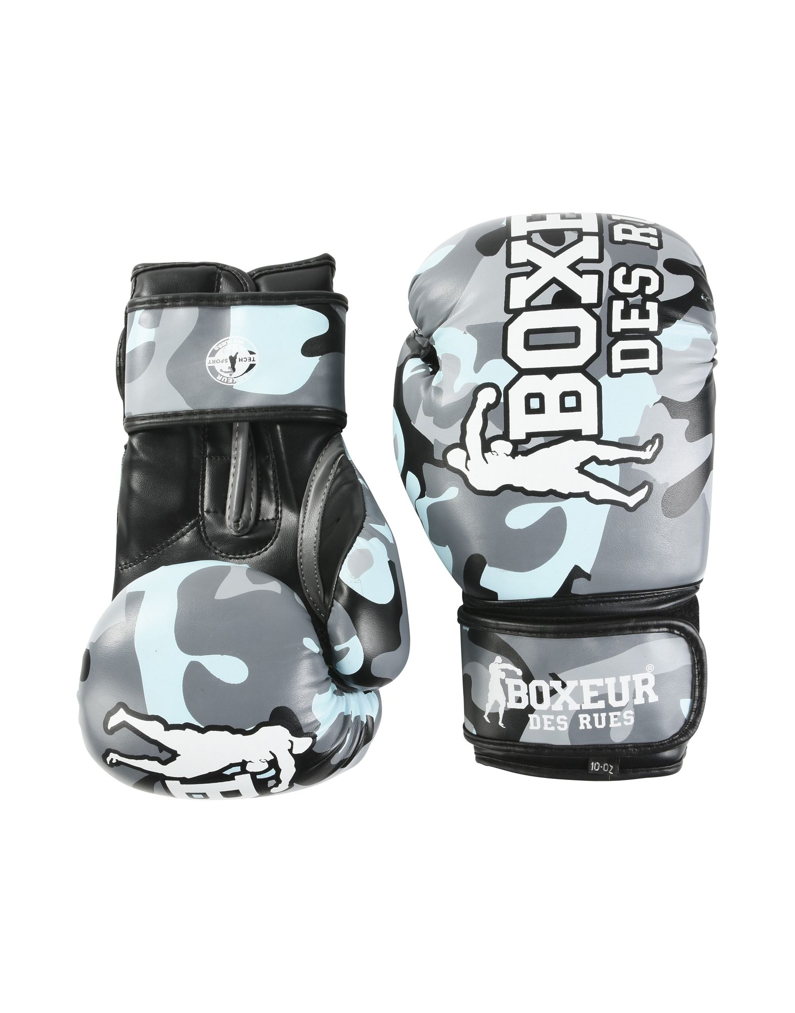 BOXEUR DES RUES Fitness in Grey