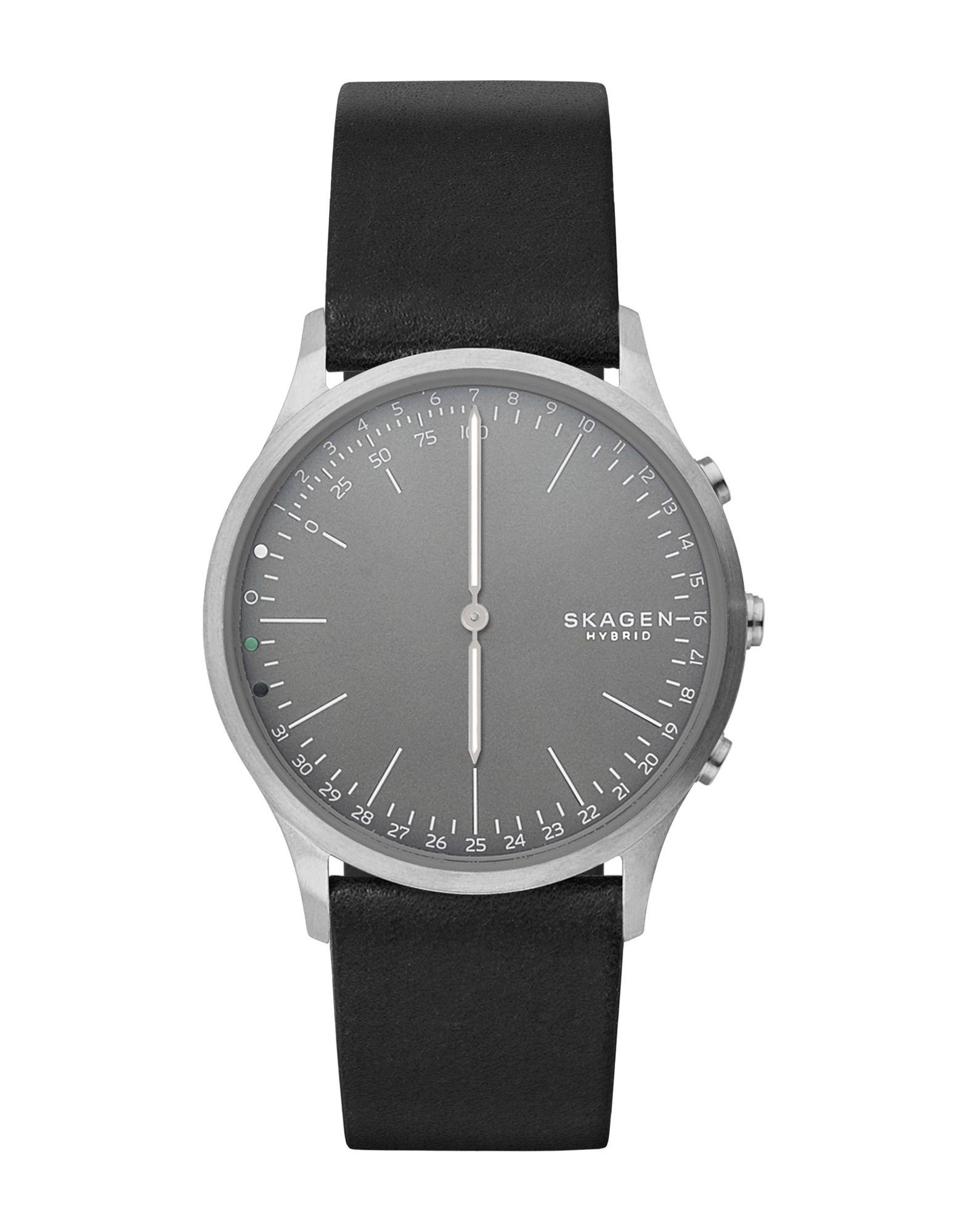 メンズ SKAGEN CONNECTED Jorn Hybrid Smartwatch スマートウォッチ ブラック