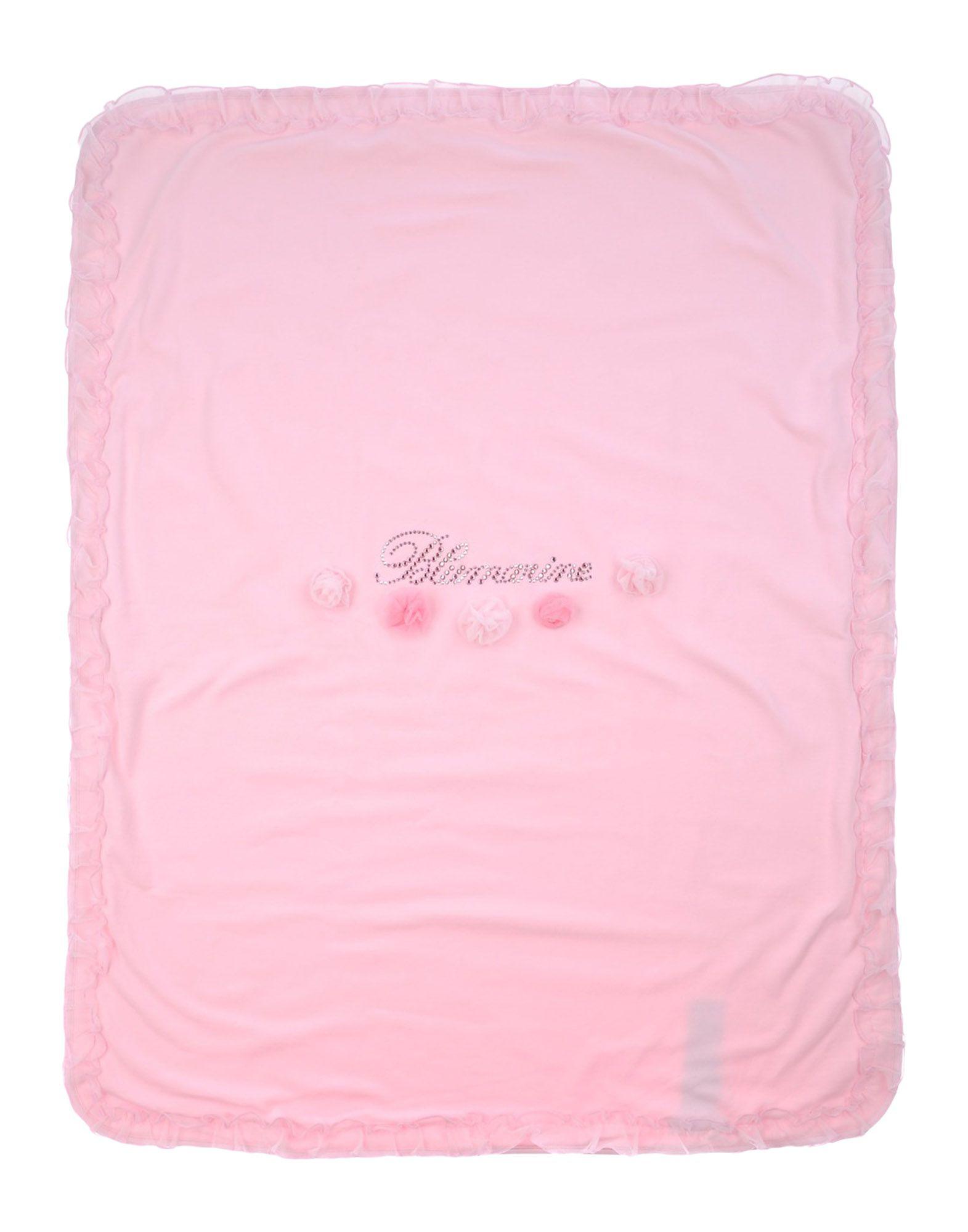 MISS BLUMARINE JEANS Mädchen 3-8 jahre Wolldecke Farbe Rosa Größe 1