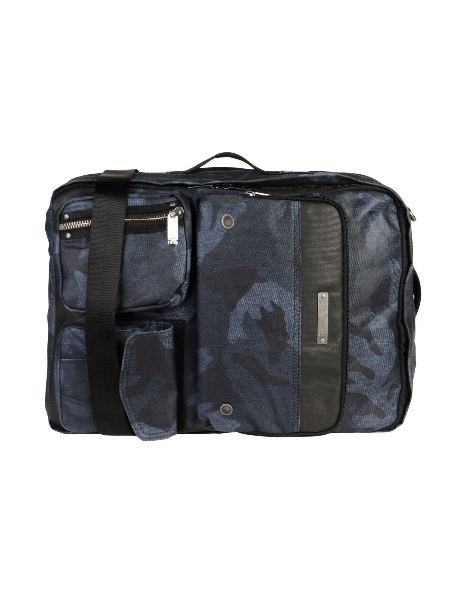 DIESEL Деловые сумки orciani деловые сумки