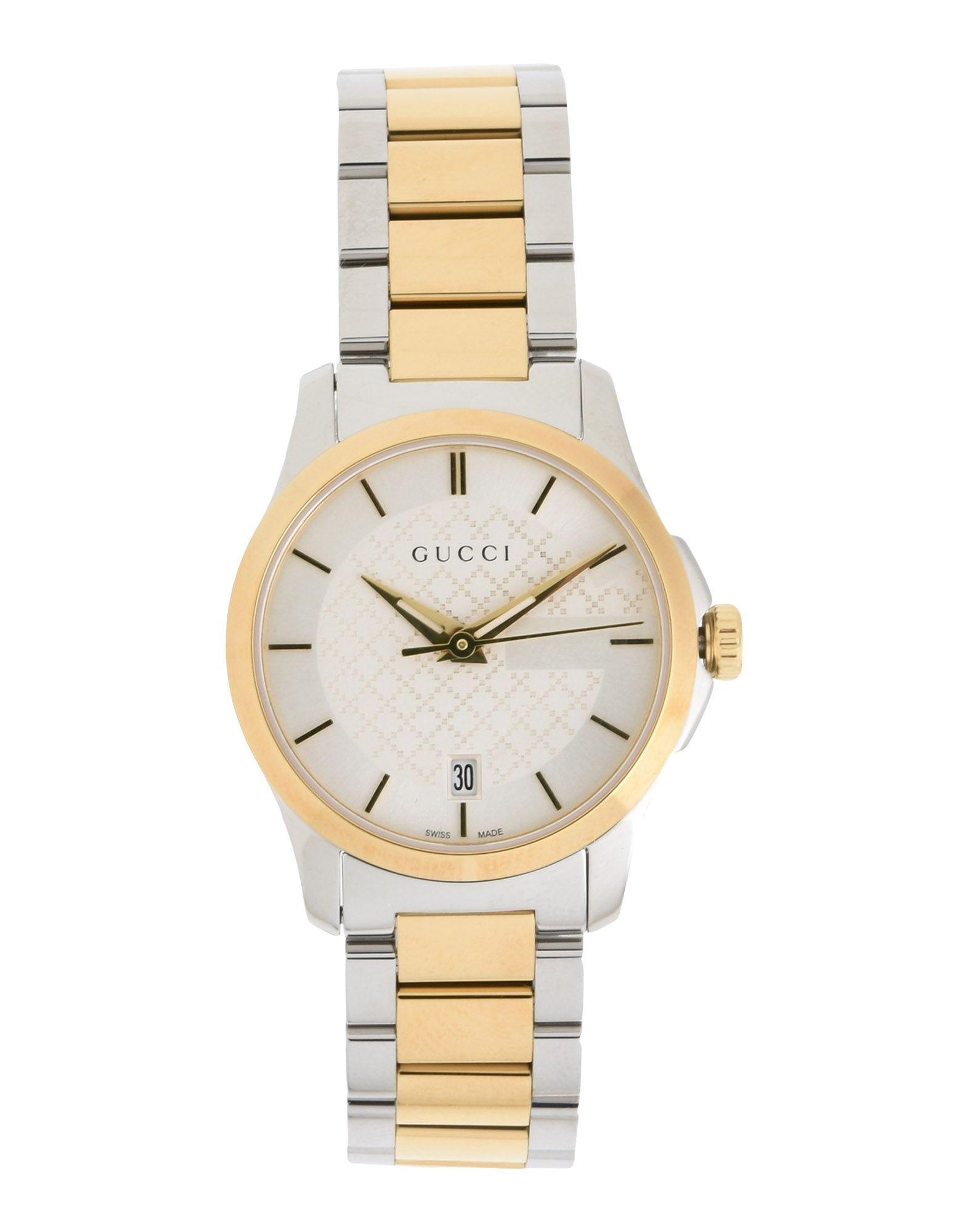 Gucci Wrist Watches Shop At Ebates