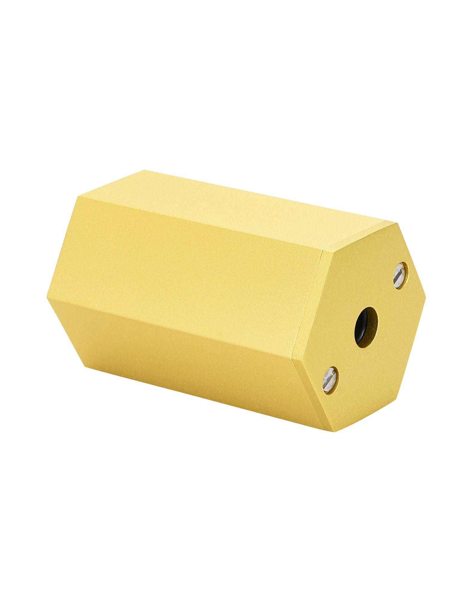 《セール開催中》NORMANN COPENHAGEN Unisex 雑貨 ゴールド アルミニウム