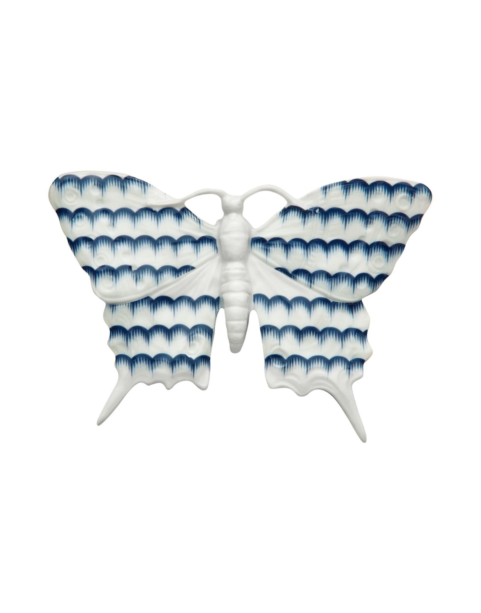 RICHARD GINORI Unisex Objekte Farbe Weiß Größe 1 - broschei