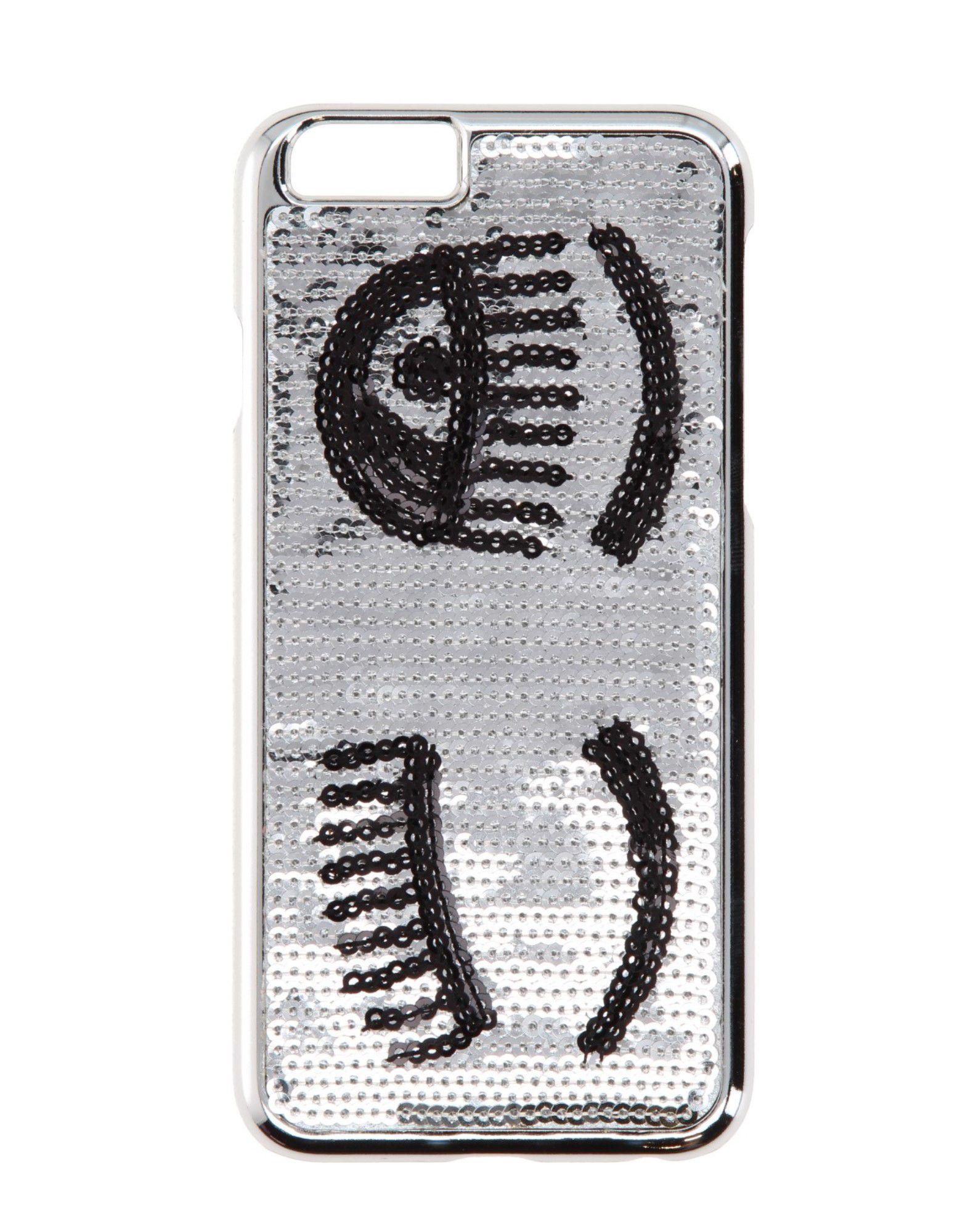CHIARA FERRAGNI Чехол gumai silky case for iphone 6 6s black