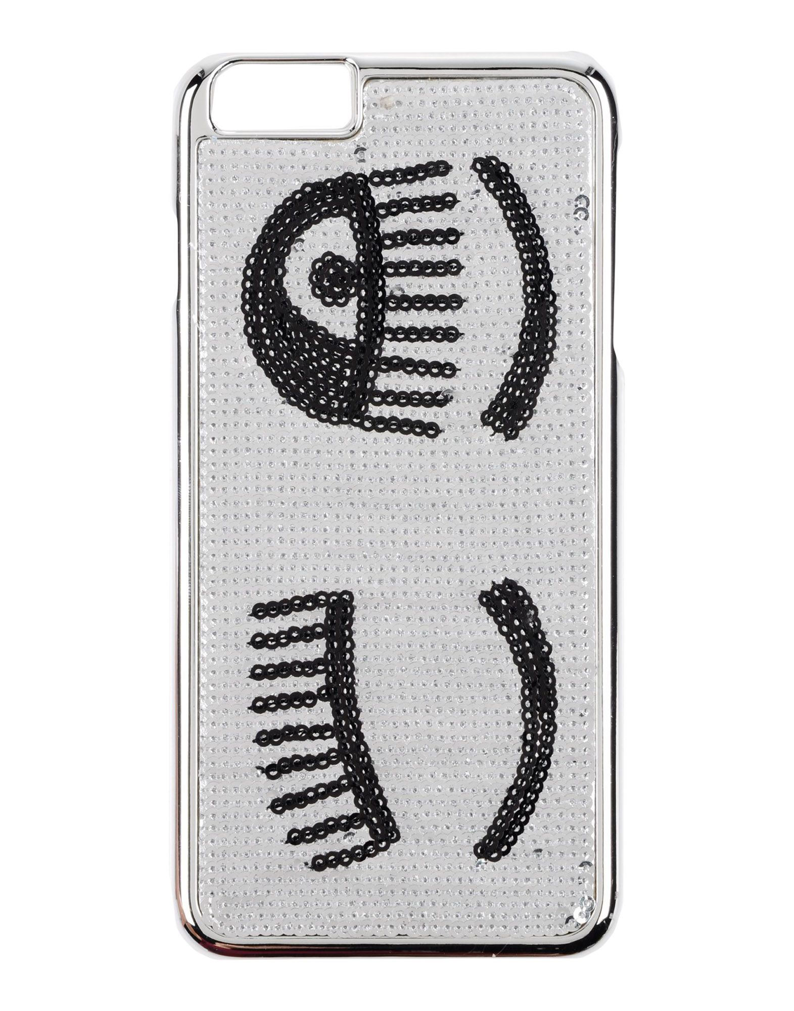 Фото - CHIARA FERRAGNI Чехол чехол накладка для apple iphone 6 6s deppa gel plus case 85213 pink клип кейс полиуретан