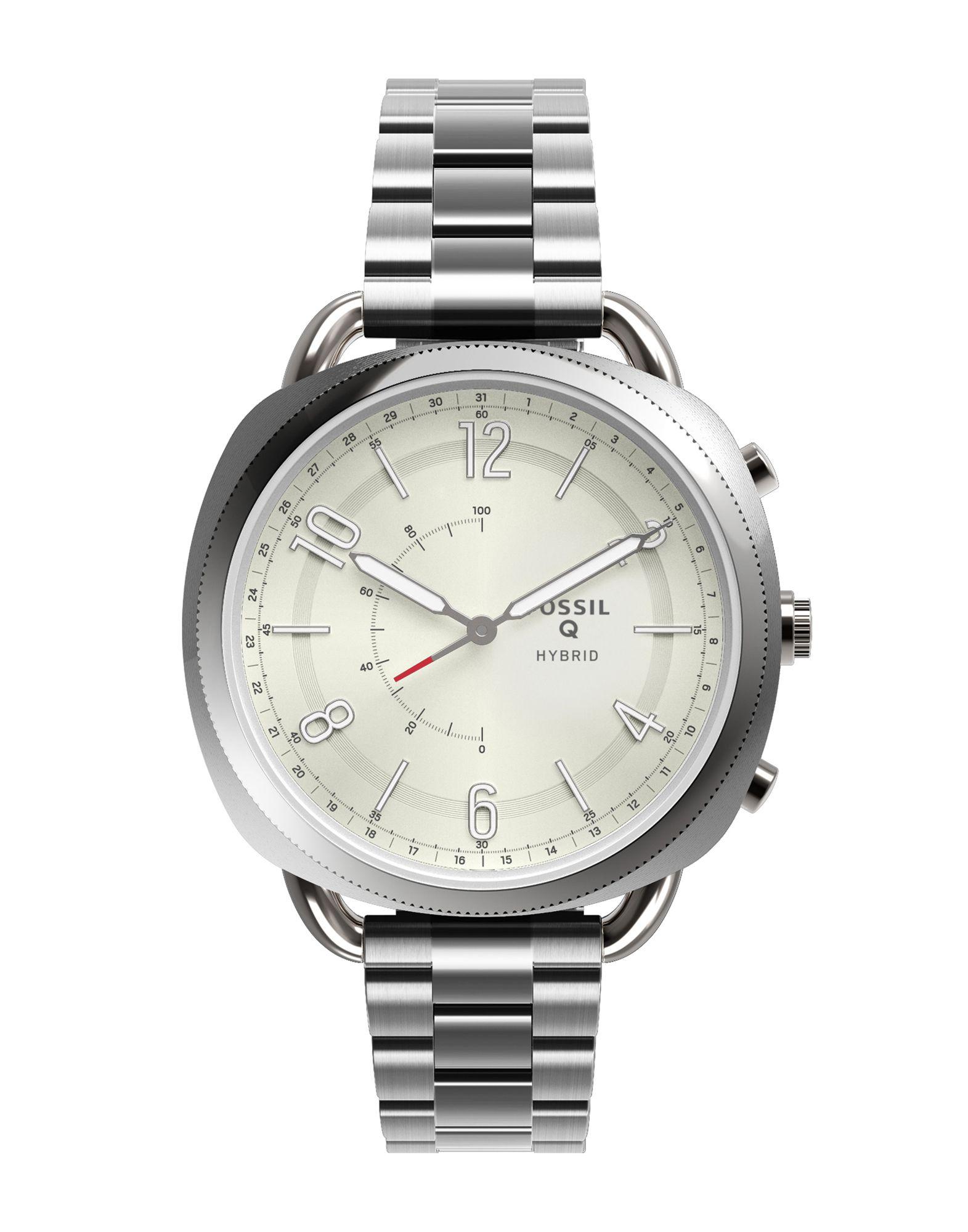 FOSSIL Q Damen Smartwatch Farbe Weiß Größe 1
