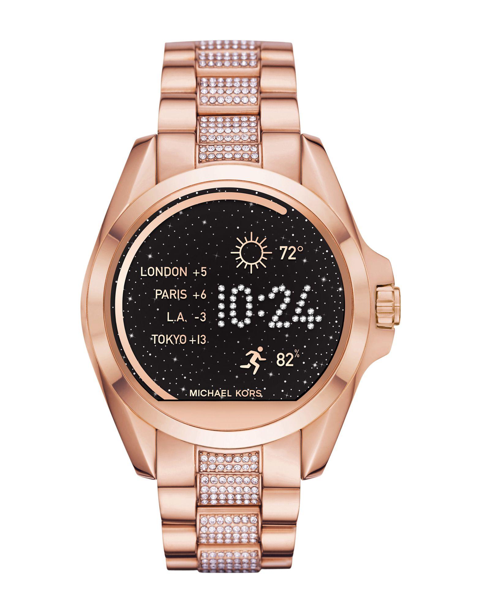 MICHAEL KORS ACCESS Damen Smartwatch Farbe Kupfer Größe 1 - broschei