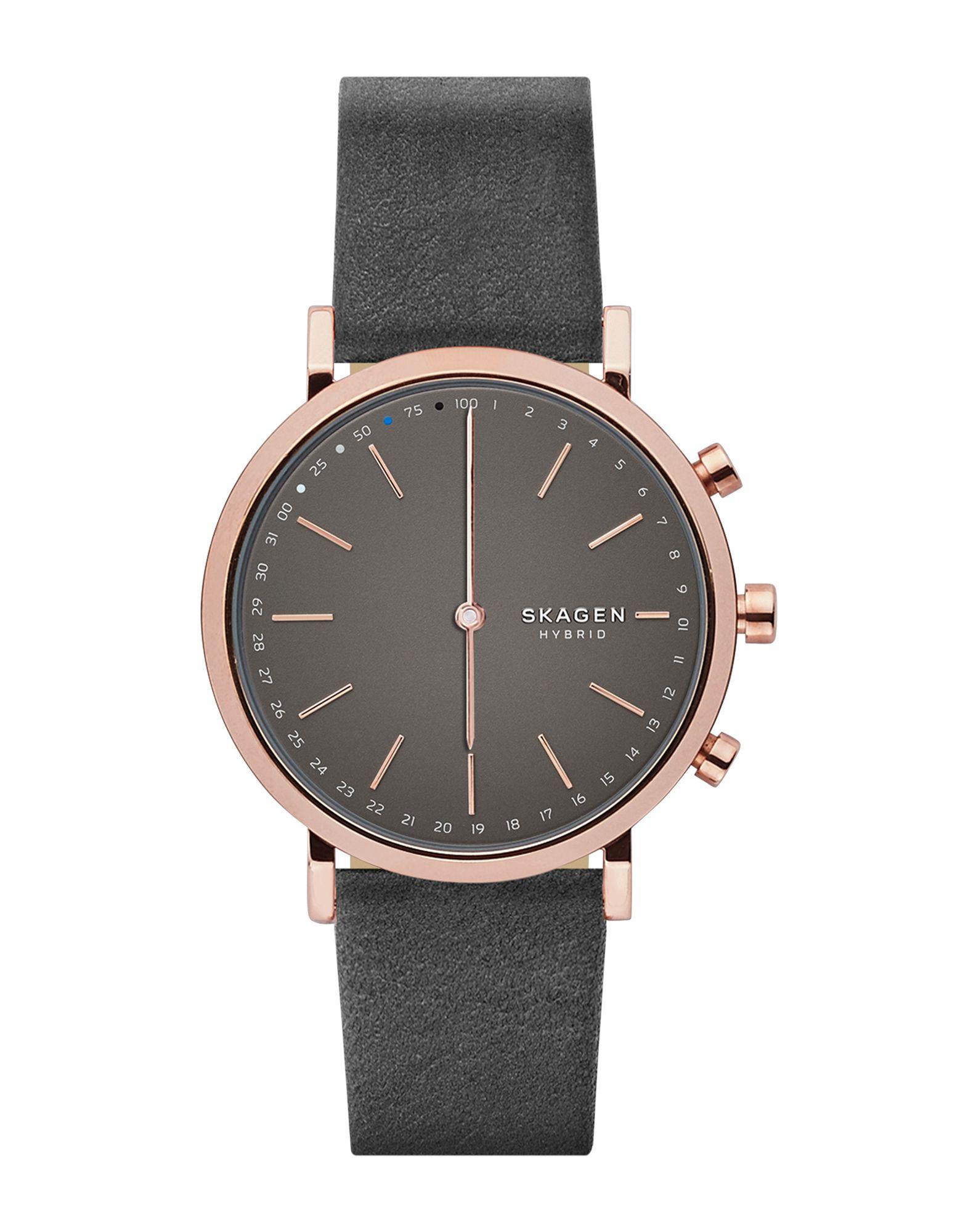 SKAGEN CONNECTED Damen Smartwatch Farbe Granitgrau Größe 1
