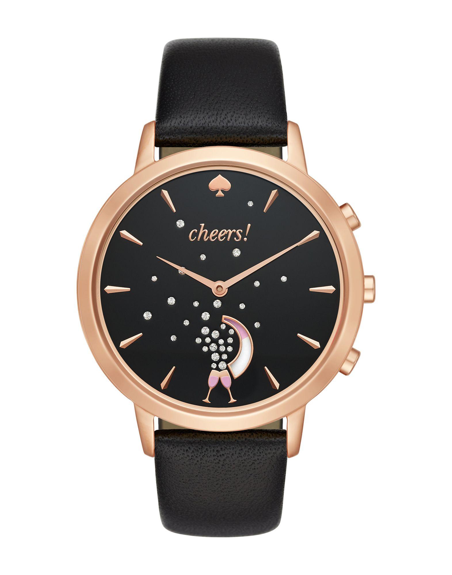 KATE SPADE New York Damen Armbanduhr Farbe Schwarz Größe 1 jetztbilligerkaufen