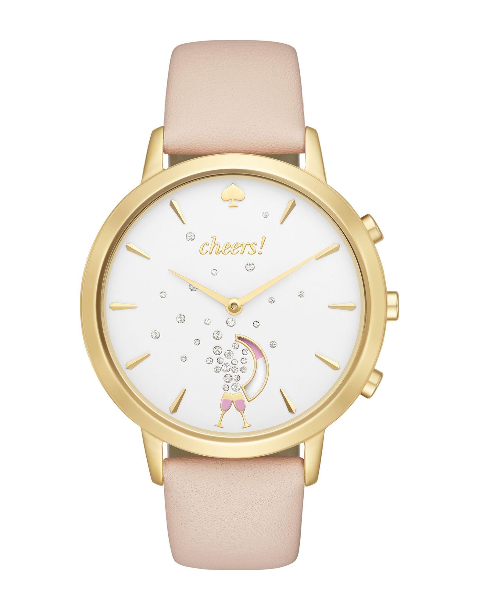 KATE SPADE New York Damen Armbanduhr Farbe Weiß Größe 1