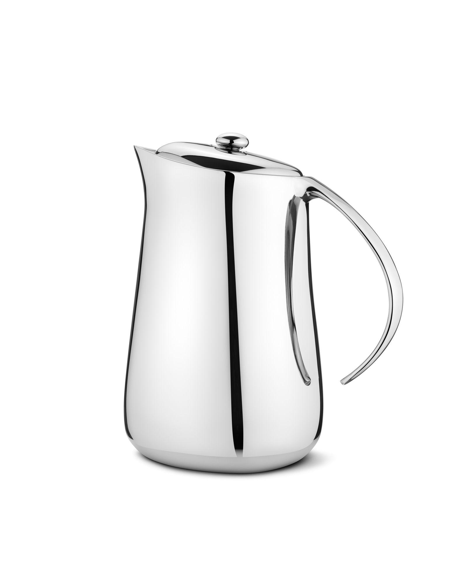 GEORG JENSEN Unisex Tee & Kaffee Farbe Silber Größe 1 - broschei