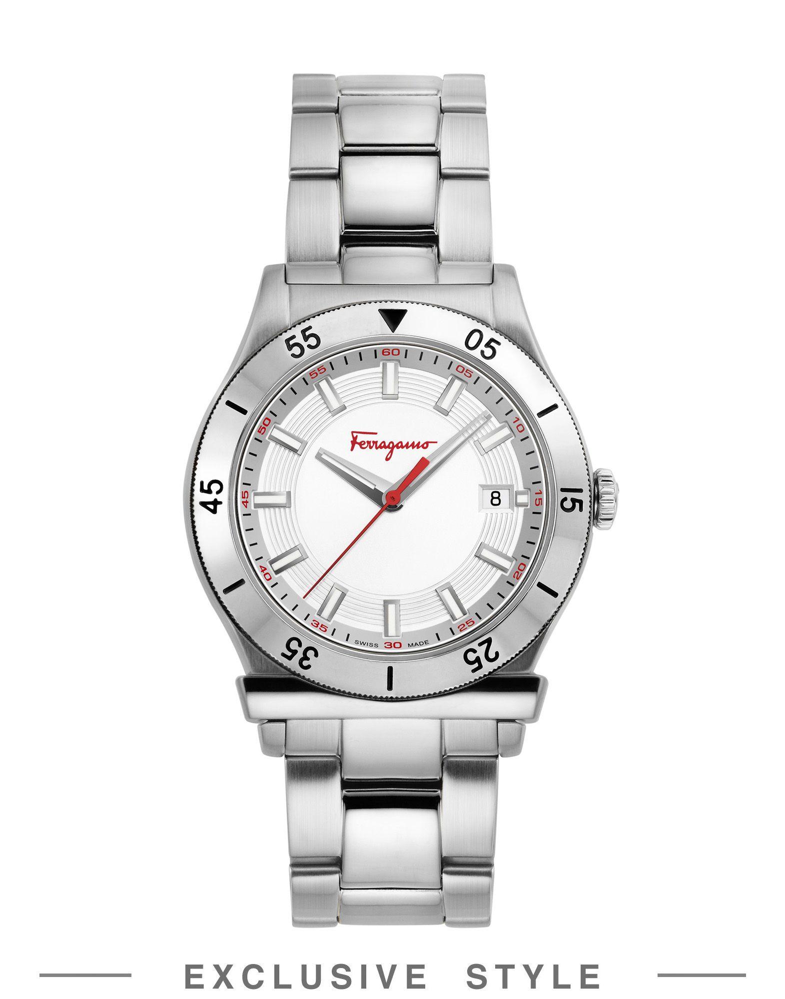 SALVATORE FERRAGAMO Наручные часы мужские часы salvatore ferragamo f55020014