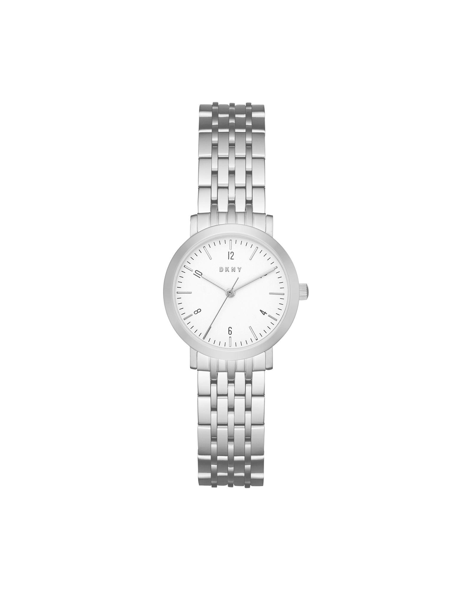 レディース DKNY MINETTA 腕時計 ホワイト
