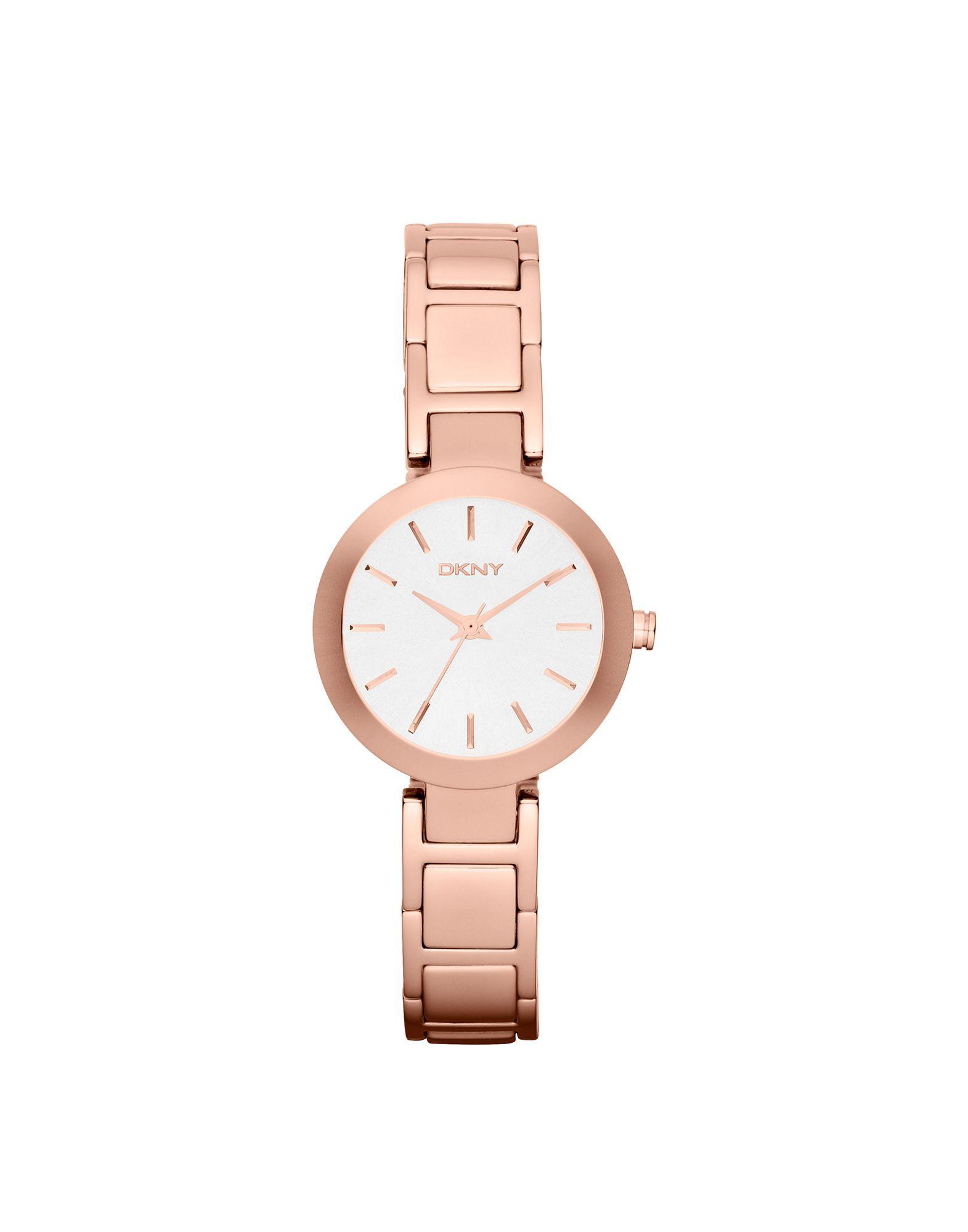 レディース DKNY STANHOPE 腕時計 カッパー
