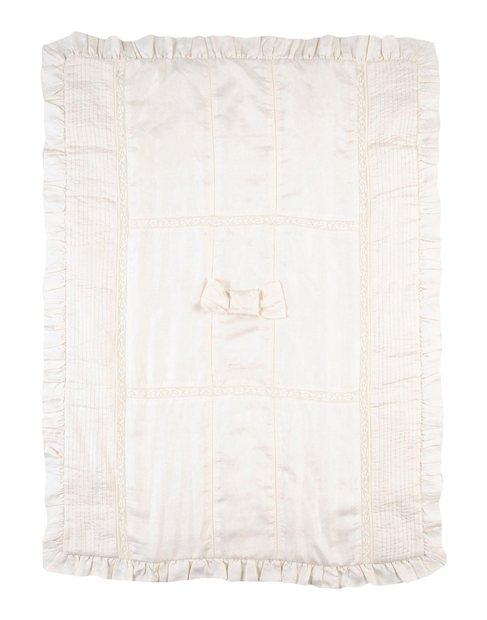 TWINSET Одеяльце для младенцев versace young одеяльце для младенцев