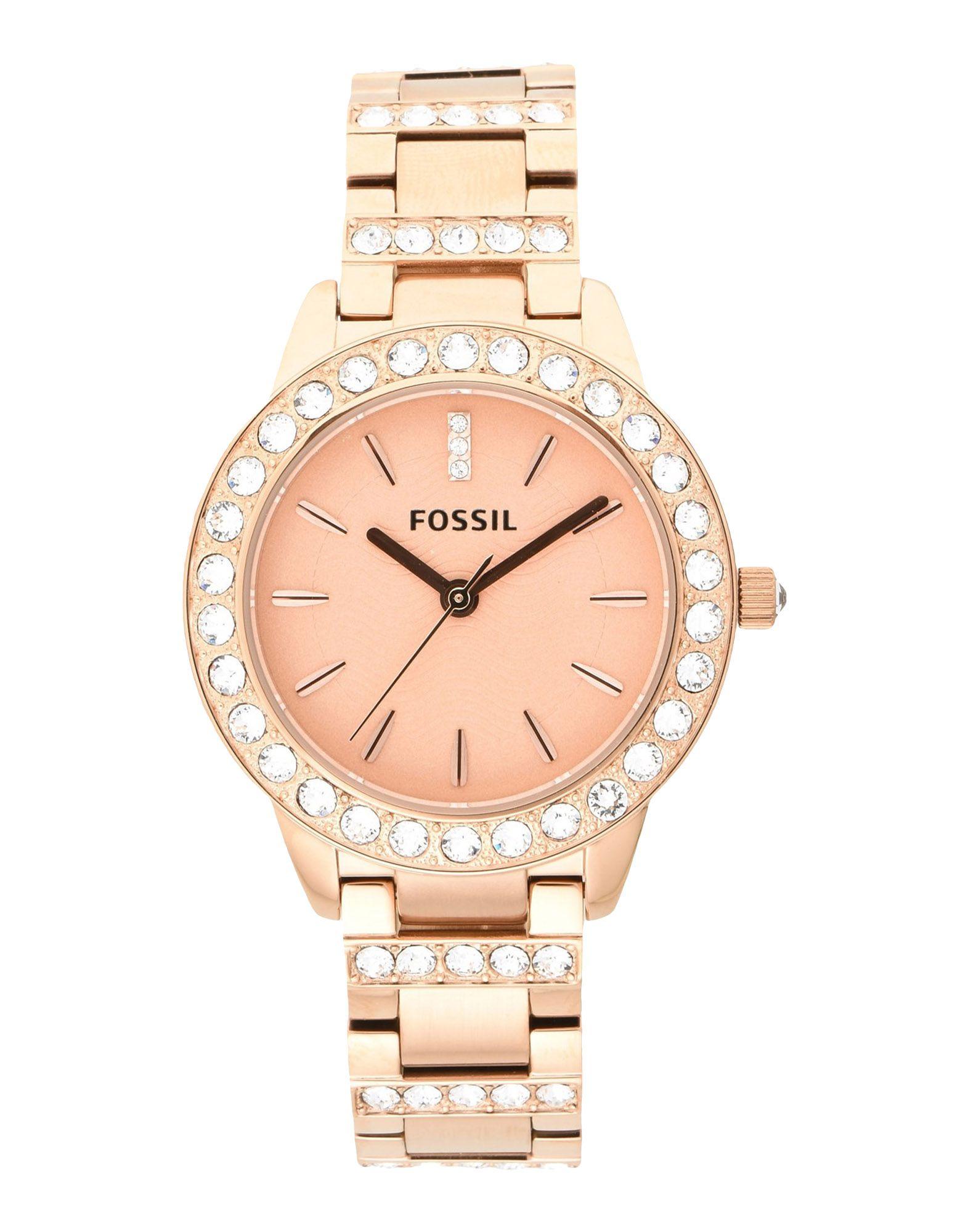 レディース FOSSIL JESSE 腕時計 カッパー