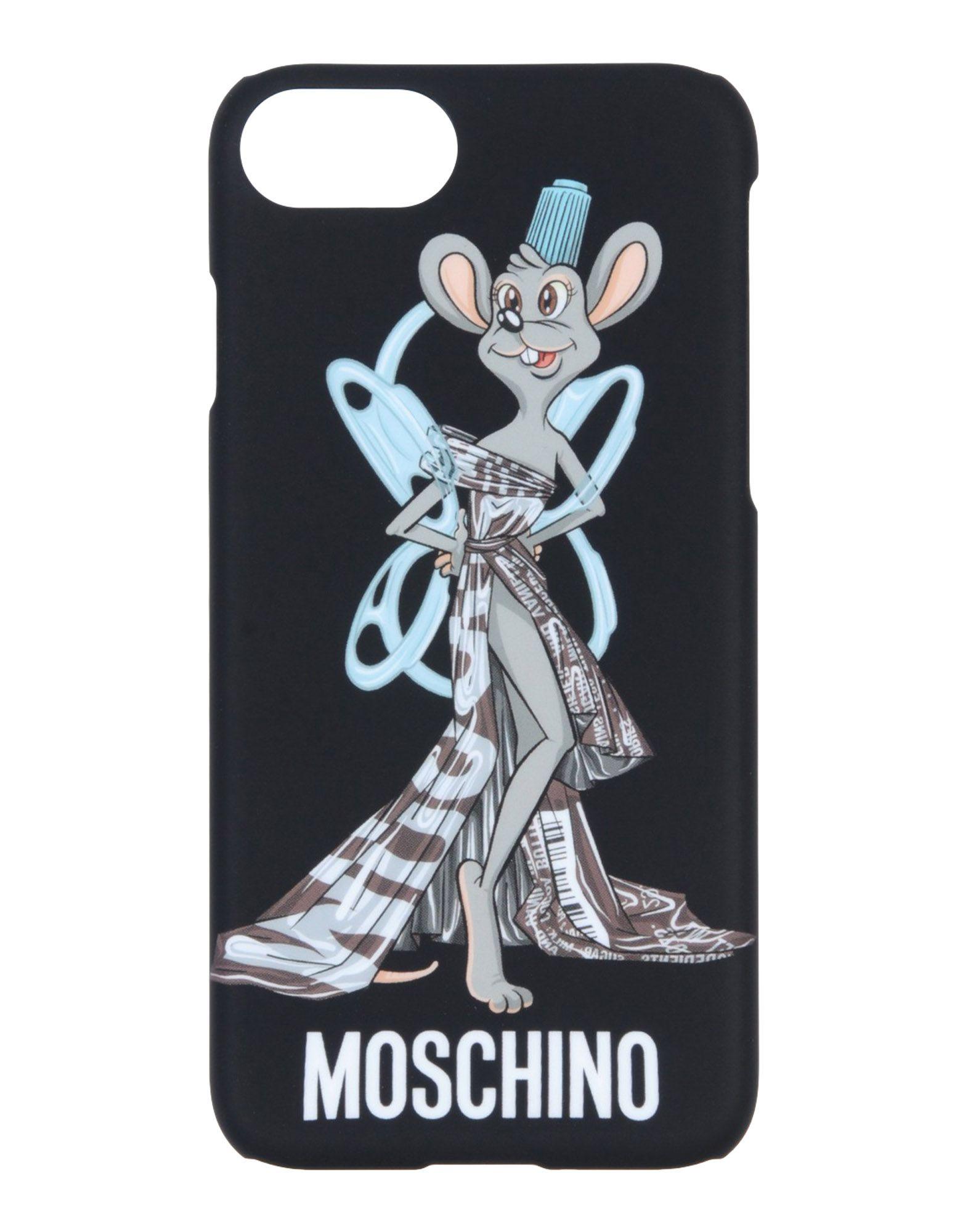 MOSCHINO Чехол mooncase чехол