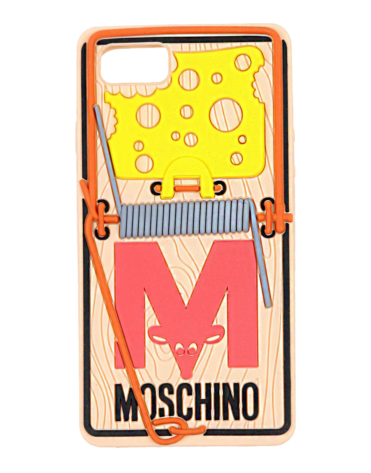 MOSCHINO Чехол чехол puro 2200 bb1 iphone 5 gold