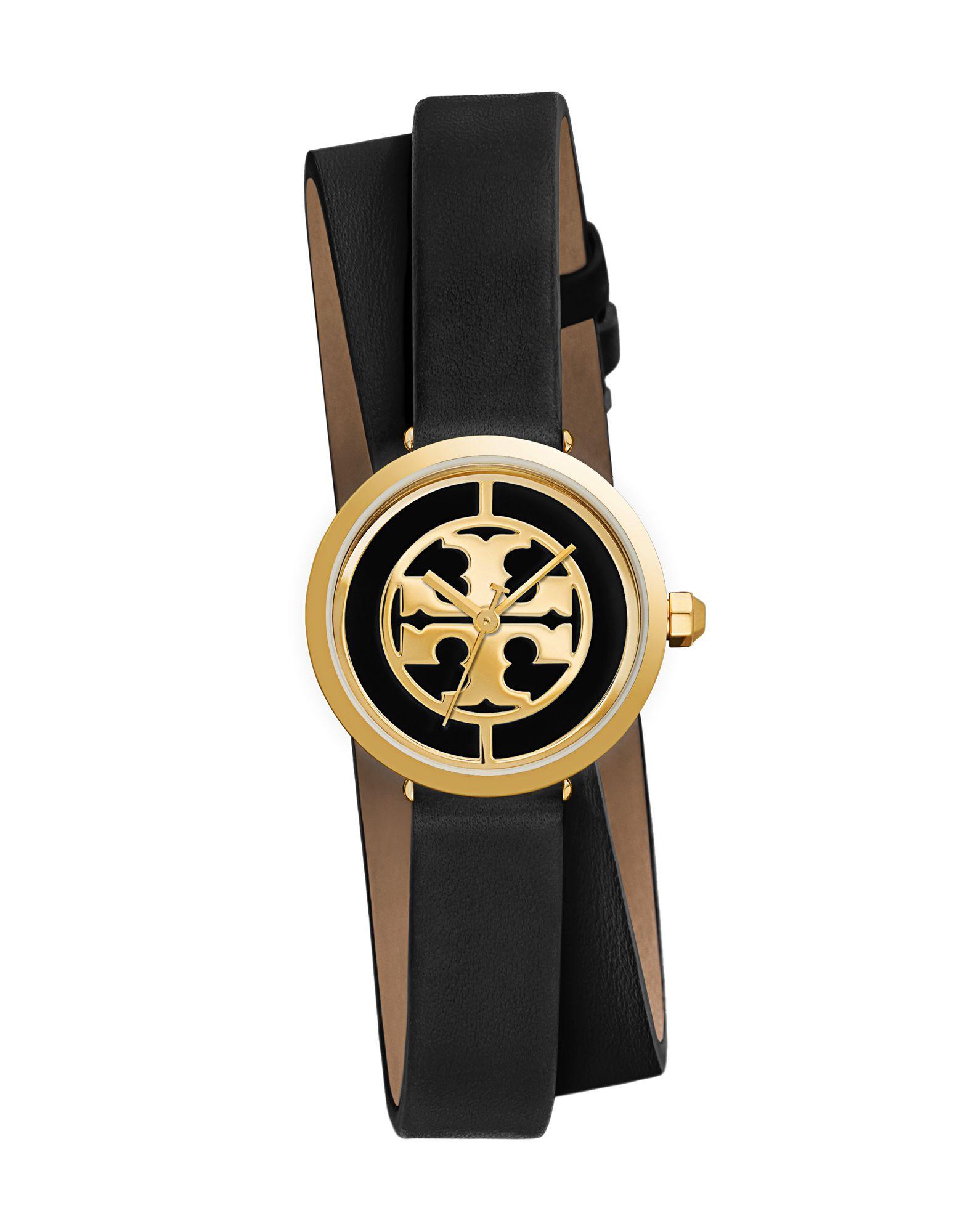 レディース TORY BURCH 腕時計 ブラック
