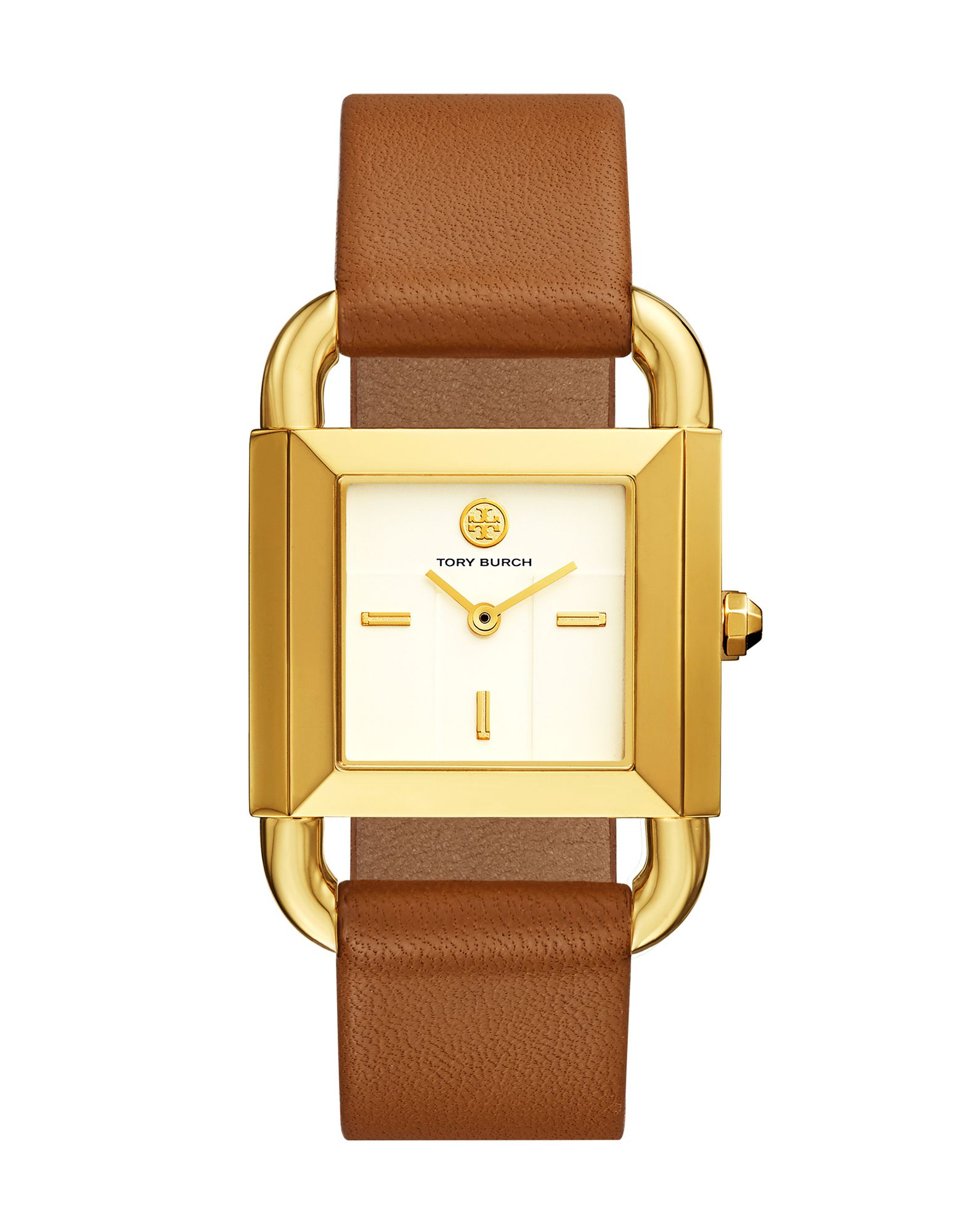 TORY BURCH Damen Armbanduhr Farbe Weiß Größe 1 jetztbilligerkaufen
