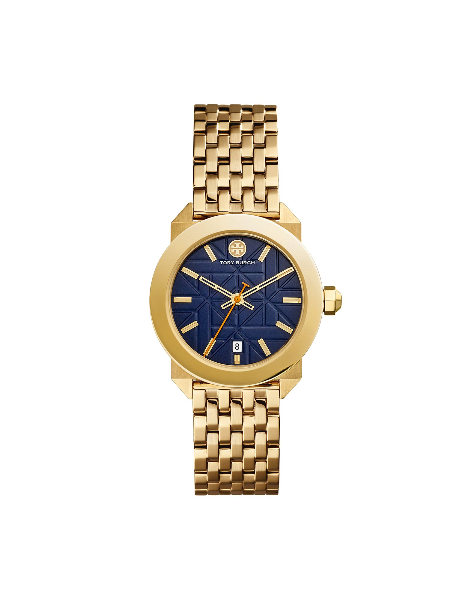 TORY BURCH Damen Armbanduhr Farbe Gold Größe 1 jetztbilligerkaufen