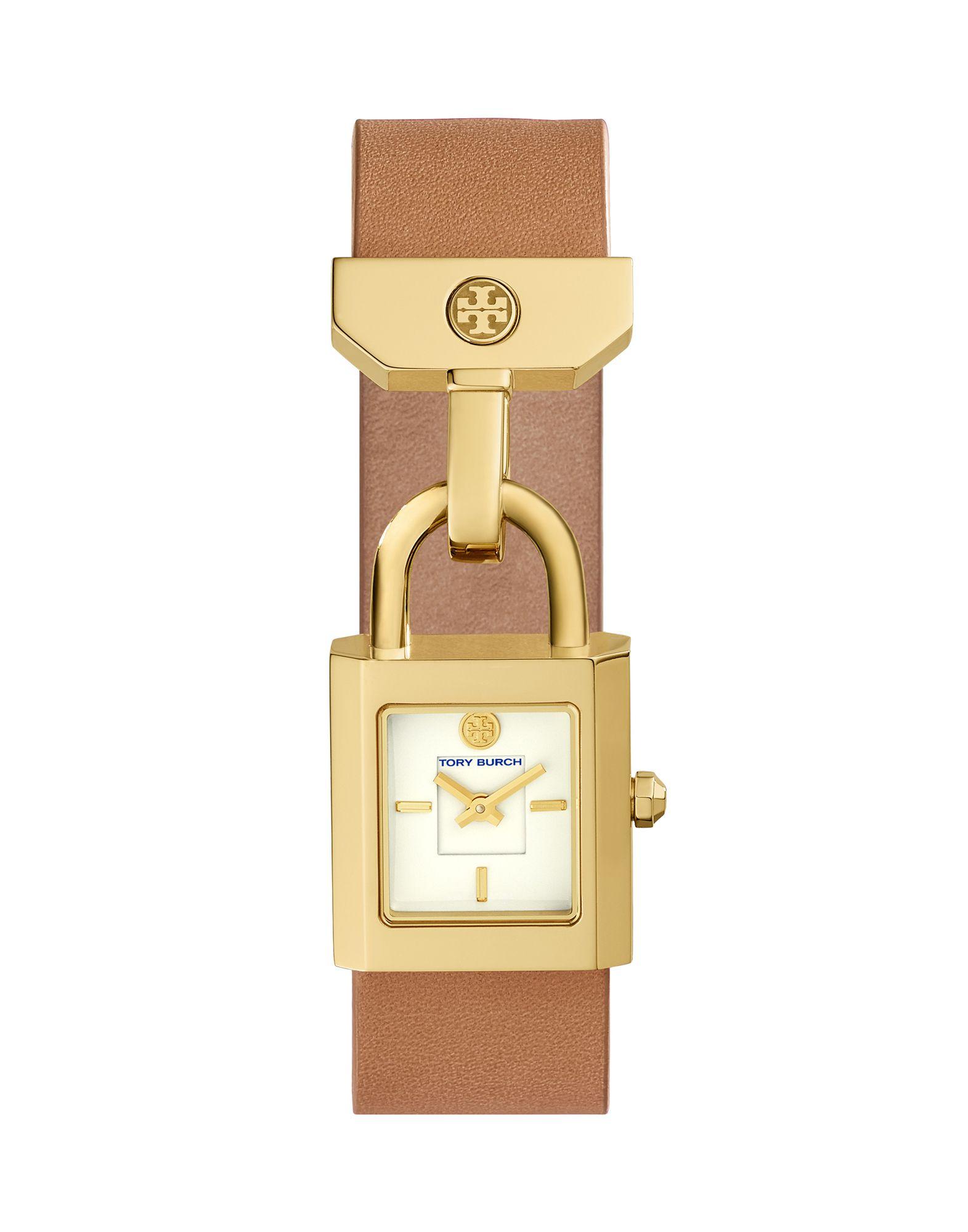 TORY BURCH Наручные часы часы relogio feminino мужчины ложная крокодил кожа blu ray часынаручные часы