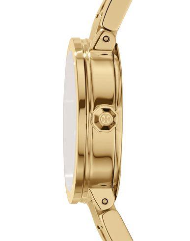 Фото 2 - Наручные часы золотистого цвета