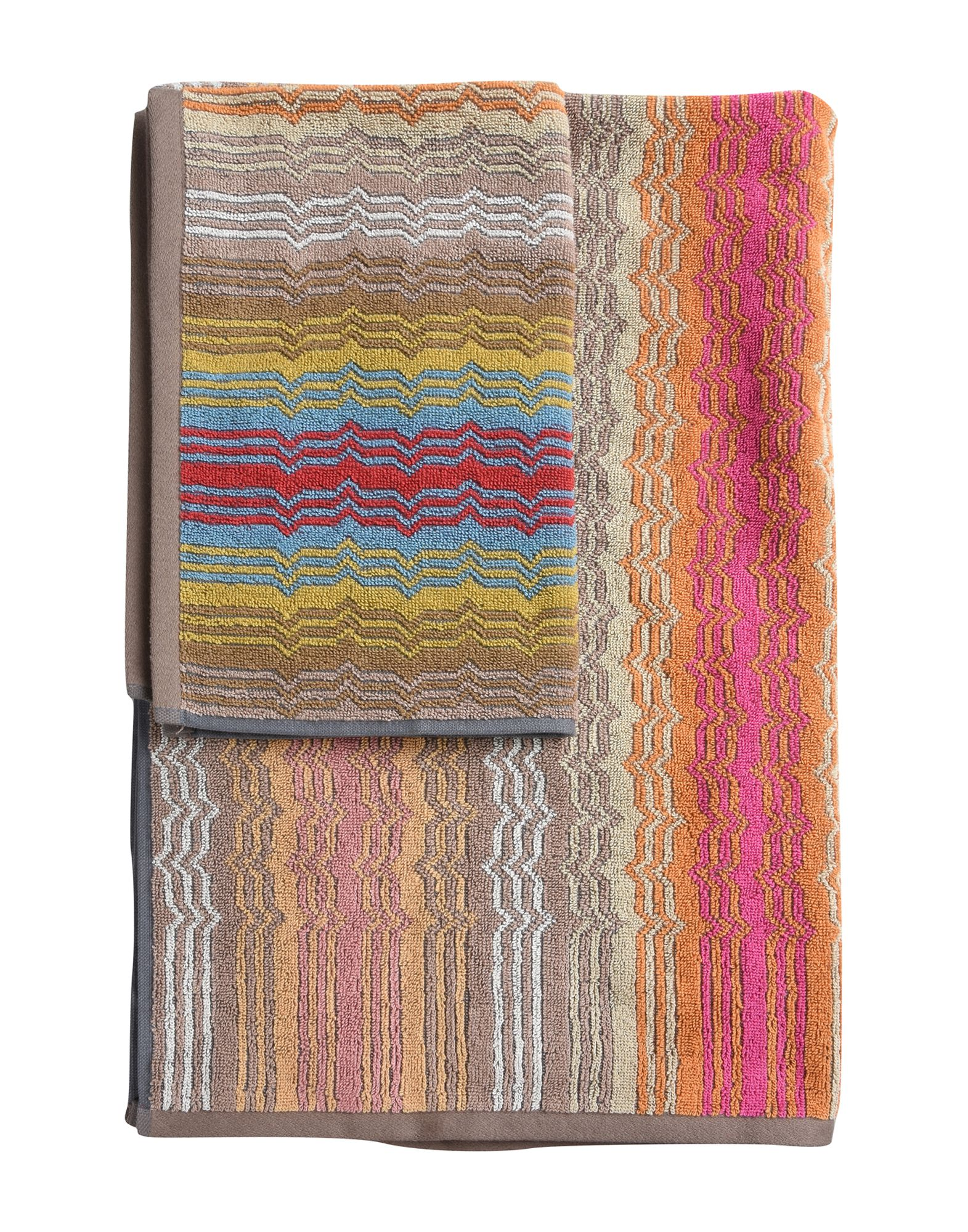 MISSONI HOME Unisex Handtuch Farbe Orange Größe 1 jetztbilligerkaufen