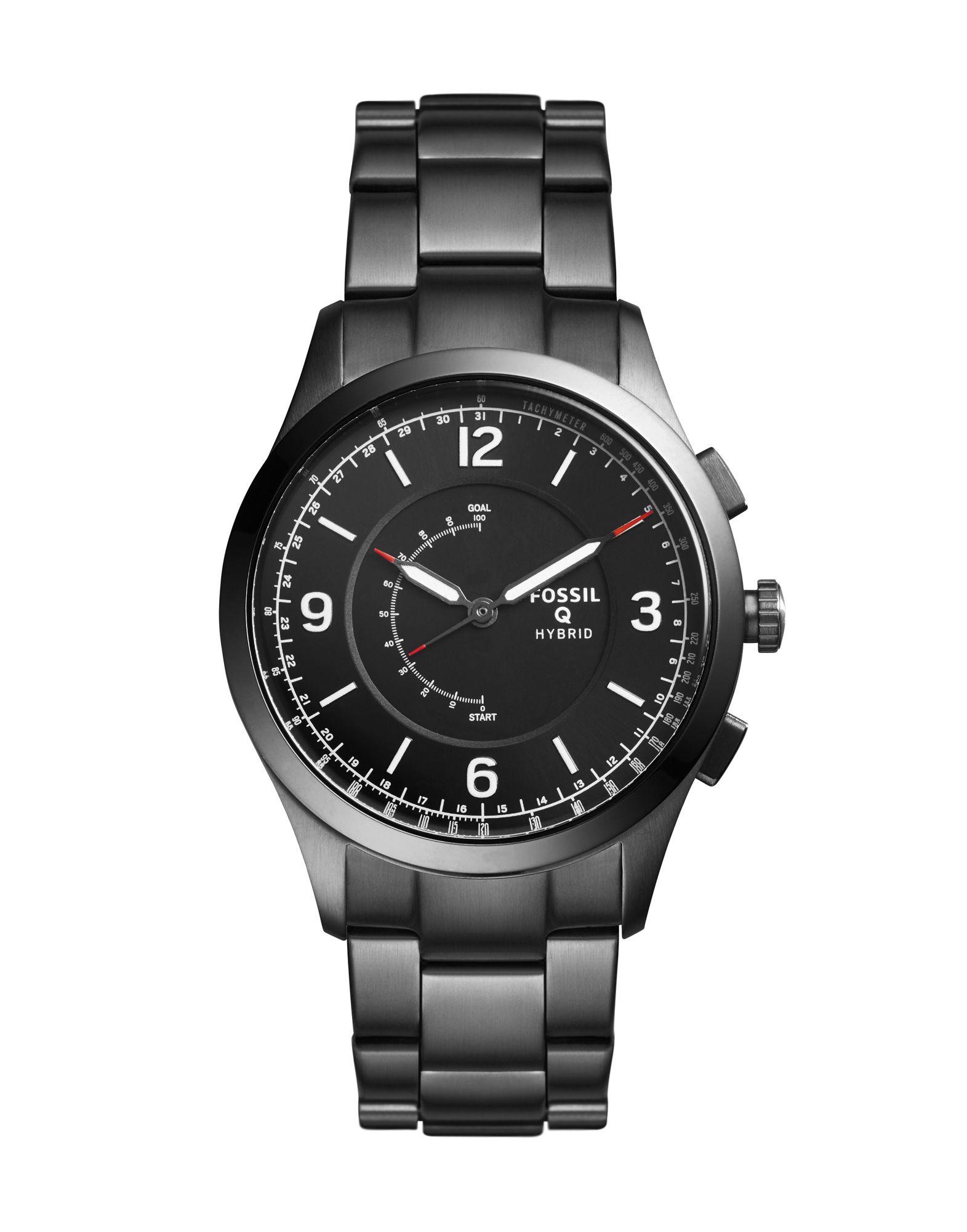 FOSSIL Q Herren Smartwatch Farbe Schwarz Größe 1 - broschei