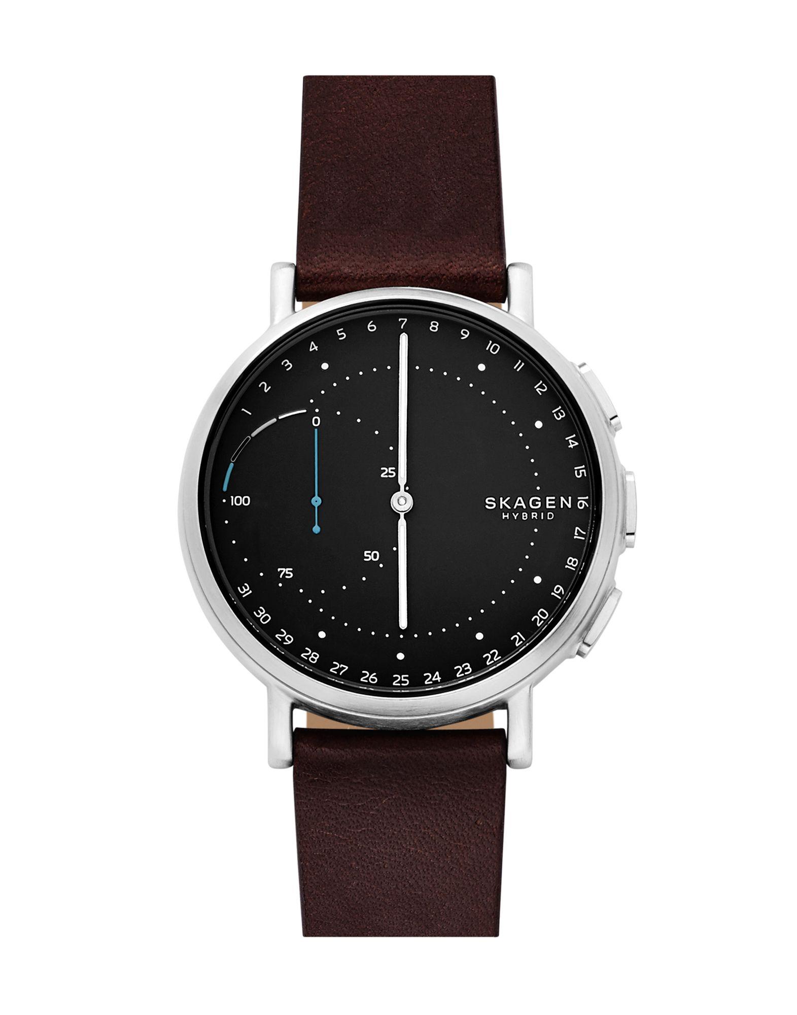 SKAGEN CONNECTED Herren Smartwatch Farbe Schwarz Größe 1 jetztbilligerkaufen