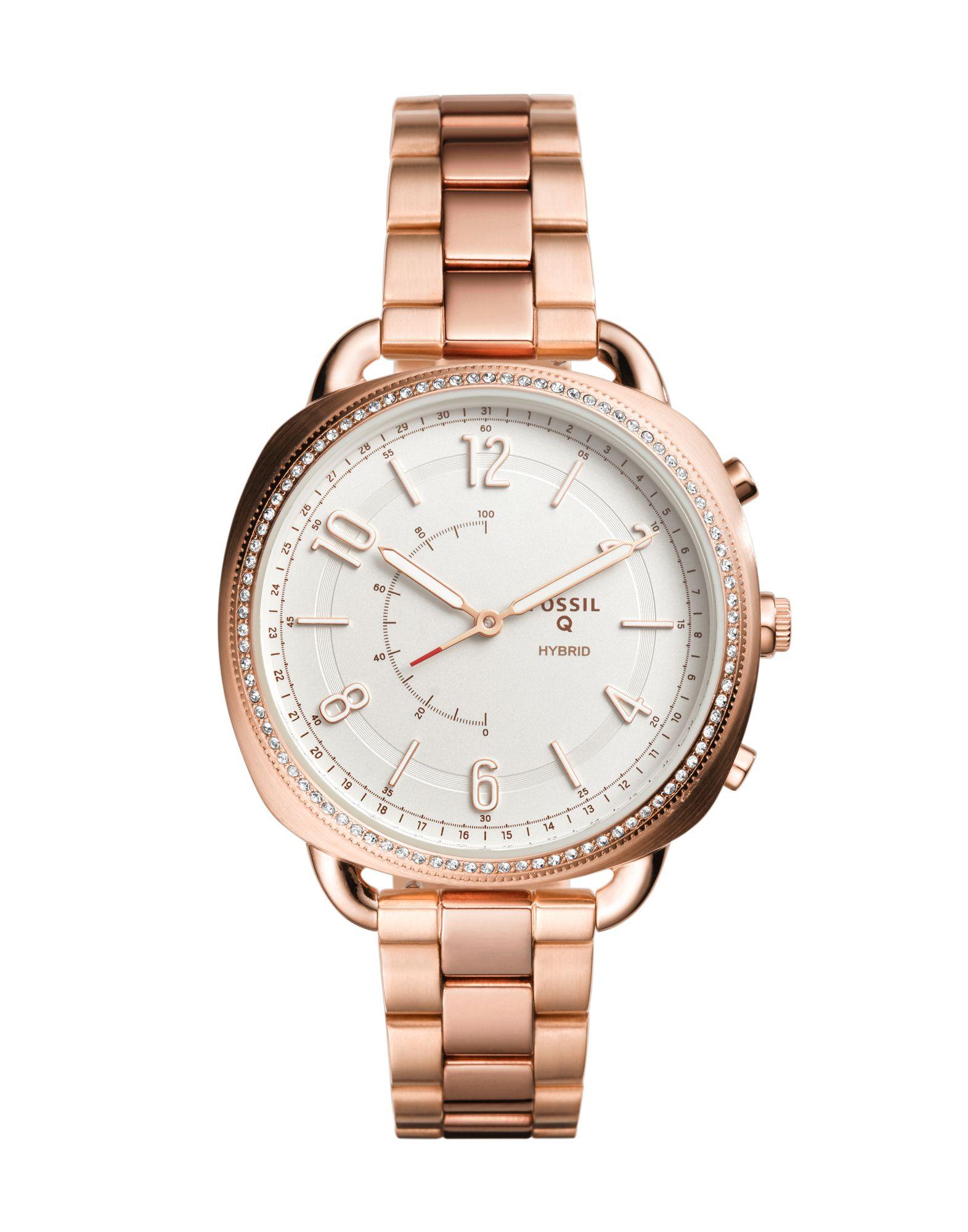 FOSSIL Q Herren Smartwatch Farbe Kupfer Größe 1 - broschei