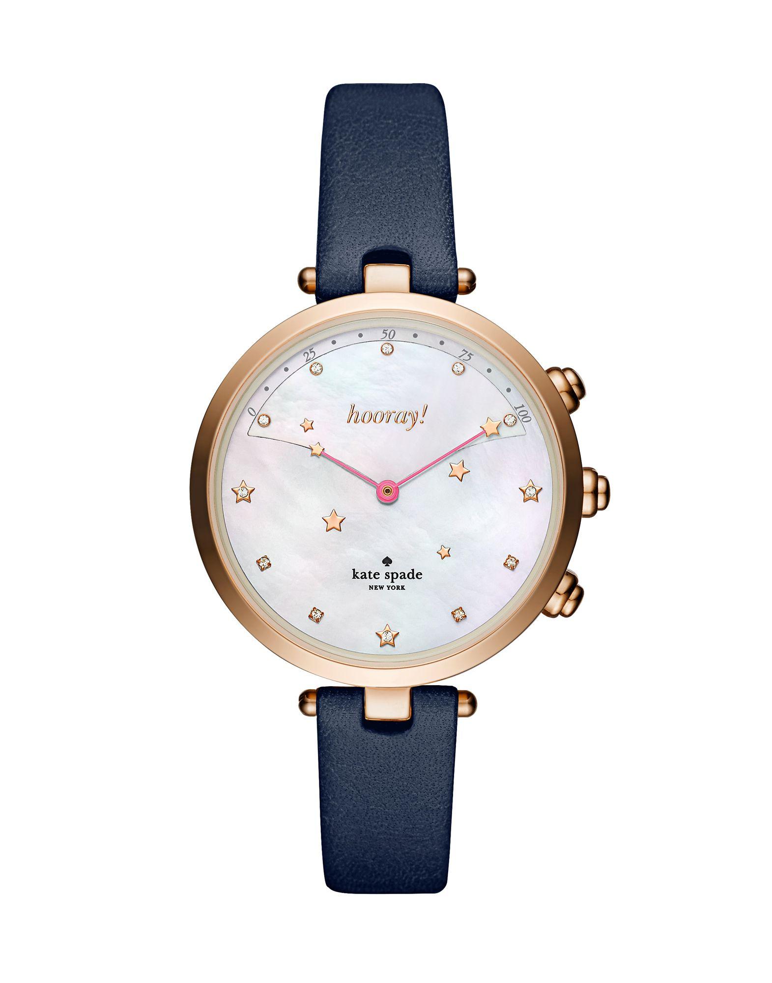 KATE SPADE New York Damen Smartwatch Farbe Weiß Größe 1 - broschei