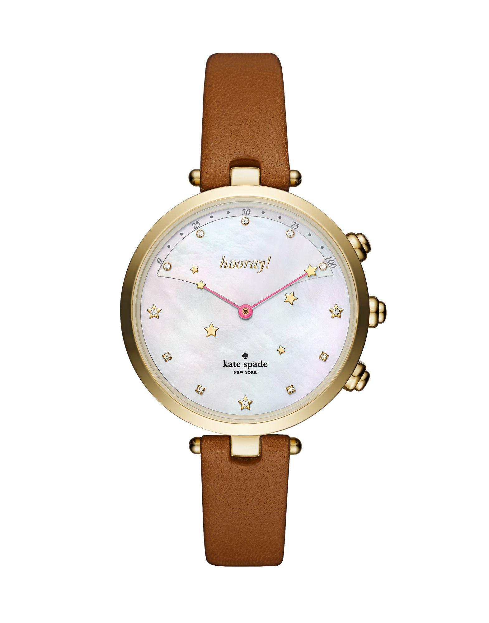 KATE SPADE New York Damen Smartwatch Farbe Braun Größe 1 jetztbilligerkaufen