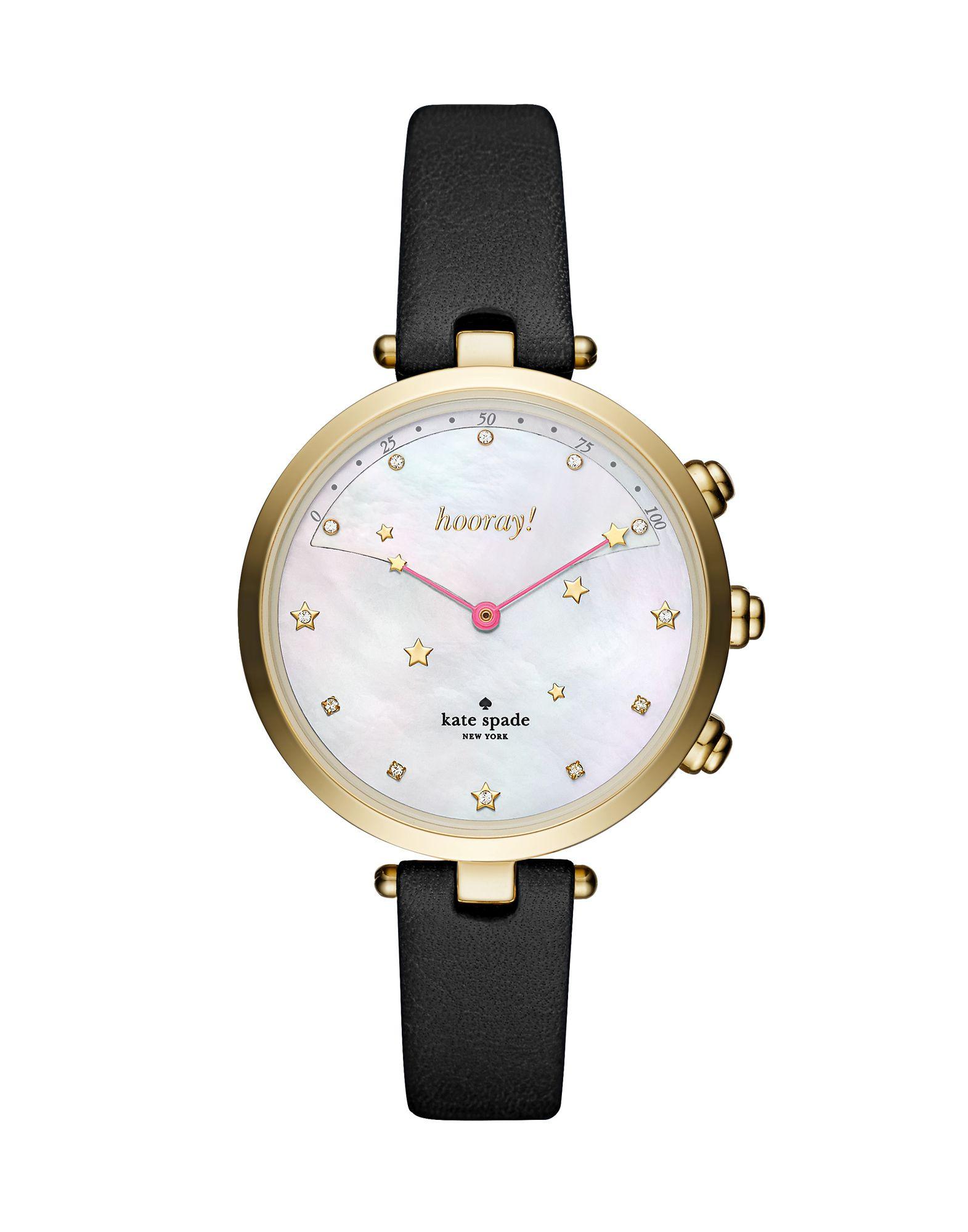 KATE SPADE New York Damen Smartwatch Farbe Schwarz Größe 1 - broschei