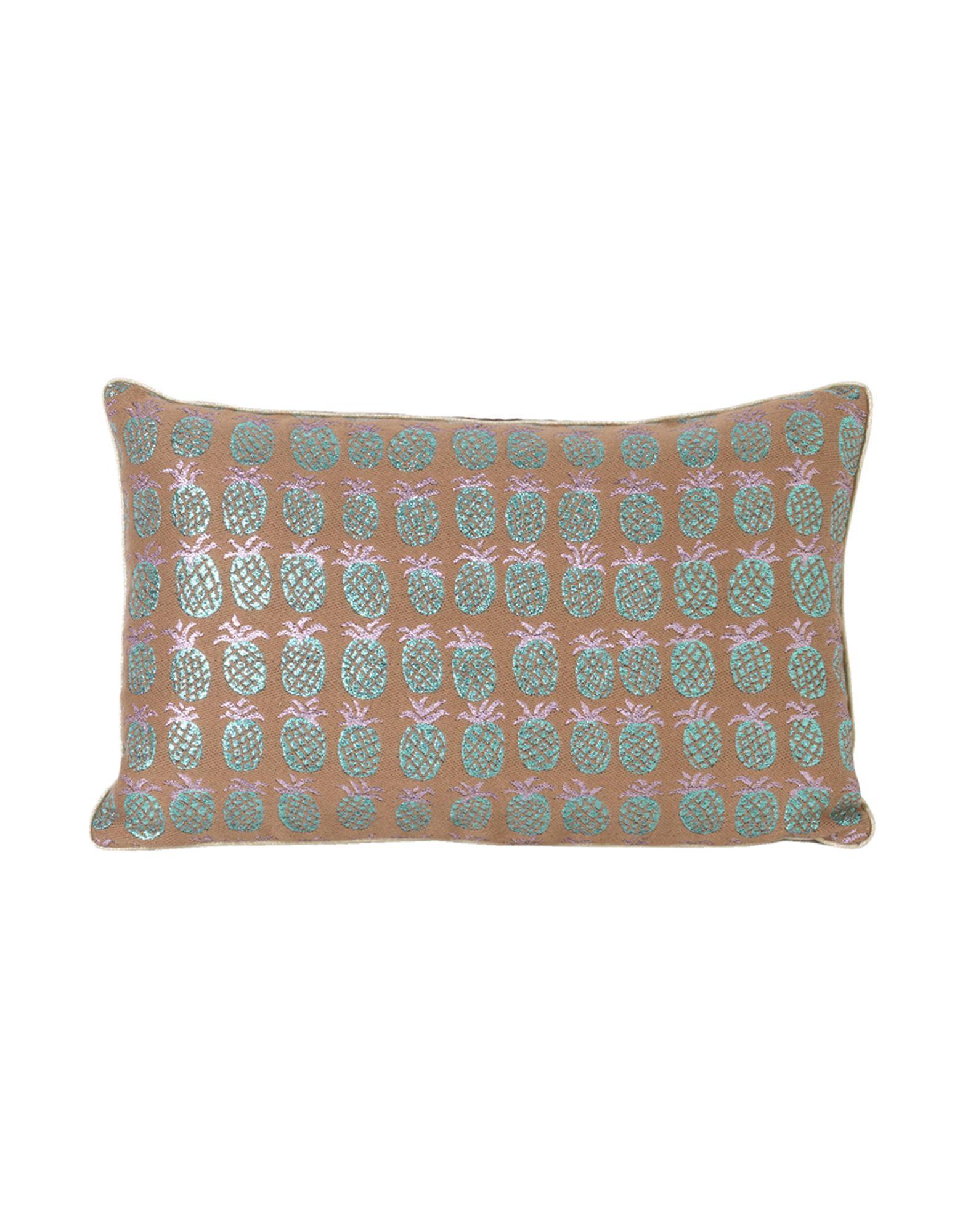 《セール開催中》FERM LIVING Unisex クッション サンド コットン / 紡績繊維 Salon Cushion - Pineapple