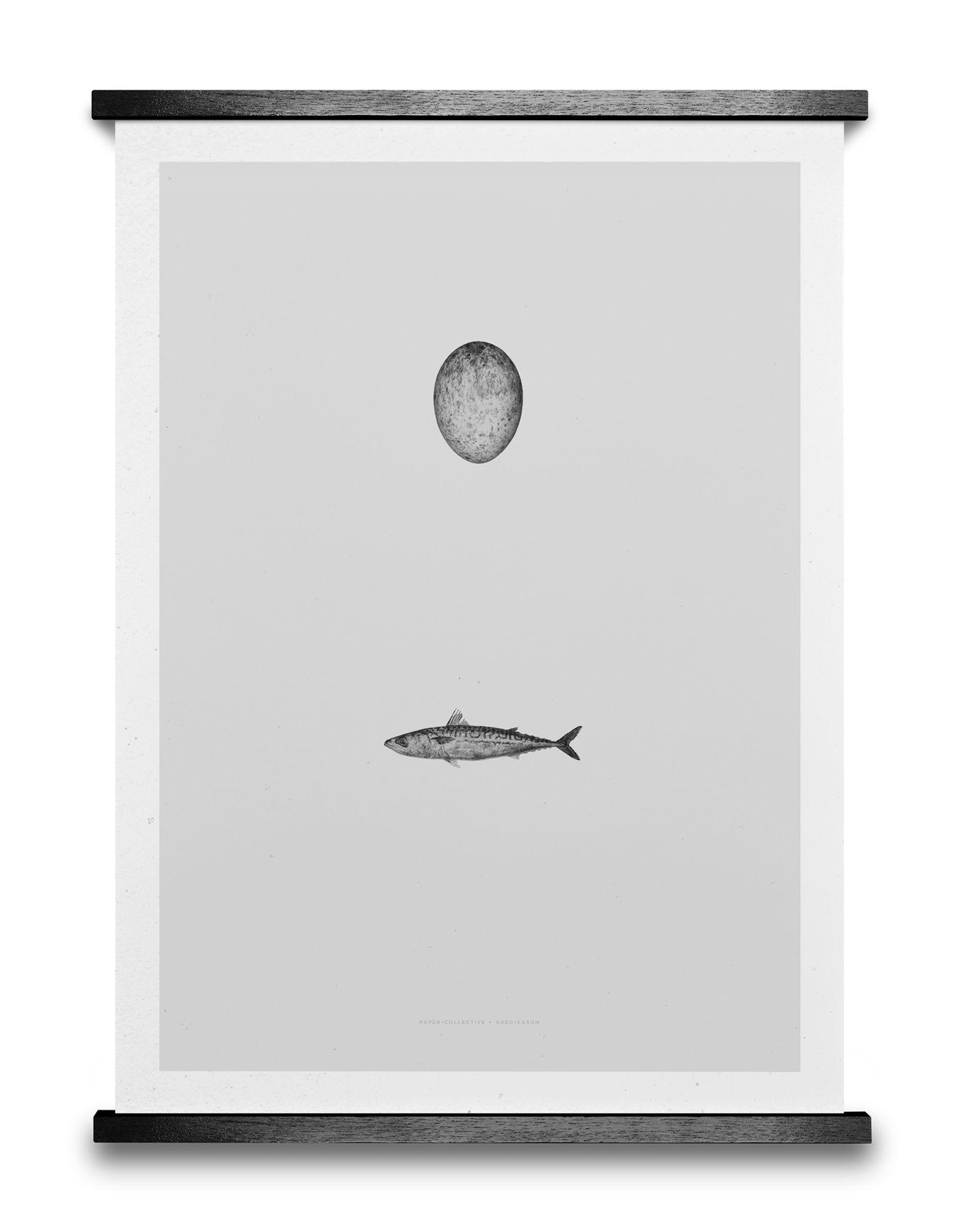 《セール開催中》PAPER COLLECTIVE Unisex デコレーション (-) 指定外繊維(紙) Swedish Mackerel